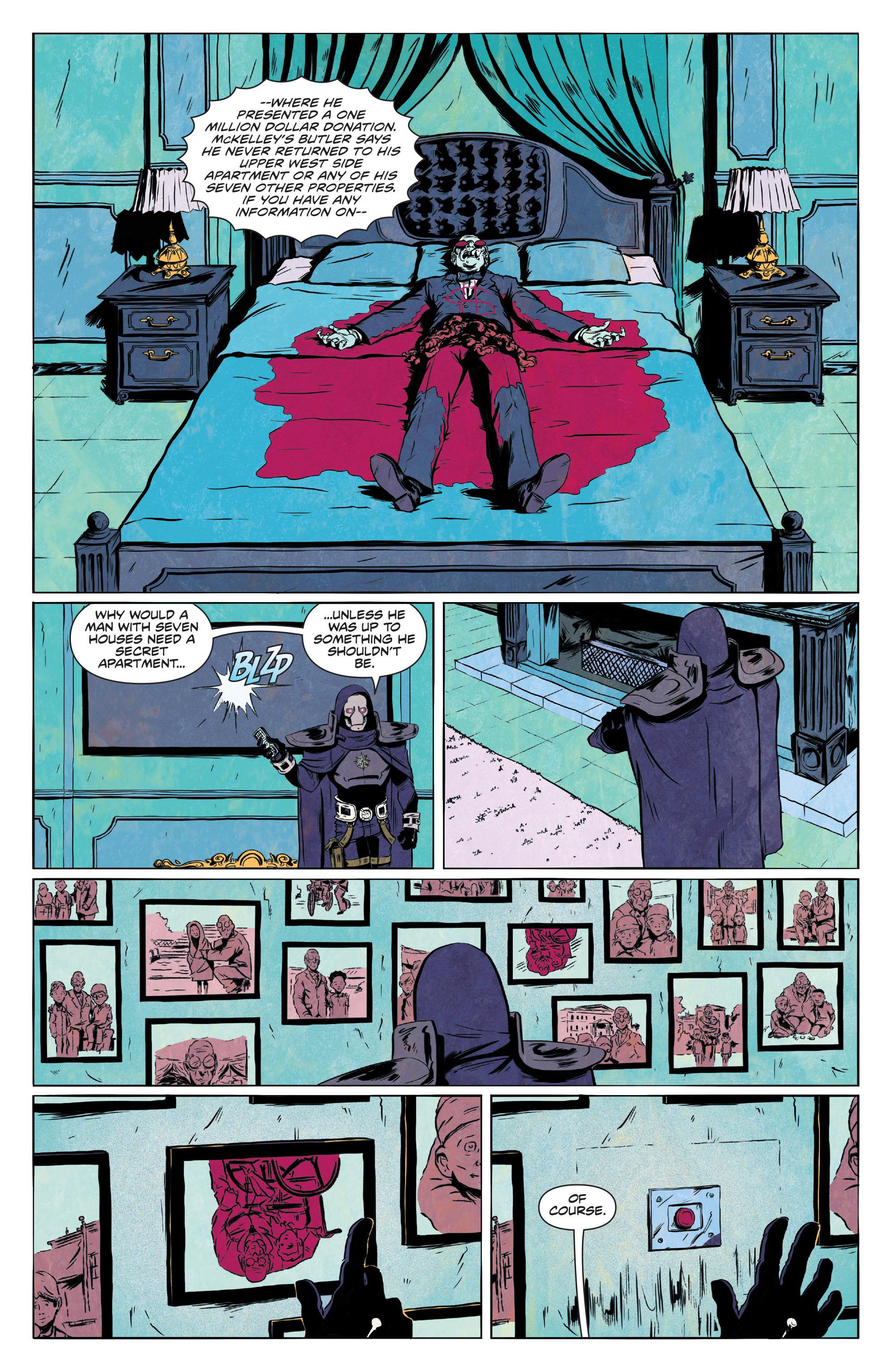Read online Translucid comic -  Issue #2 - 16