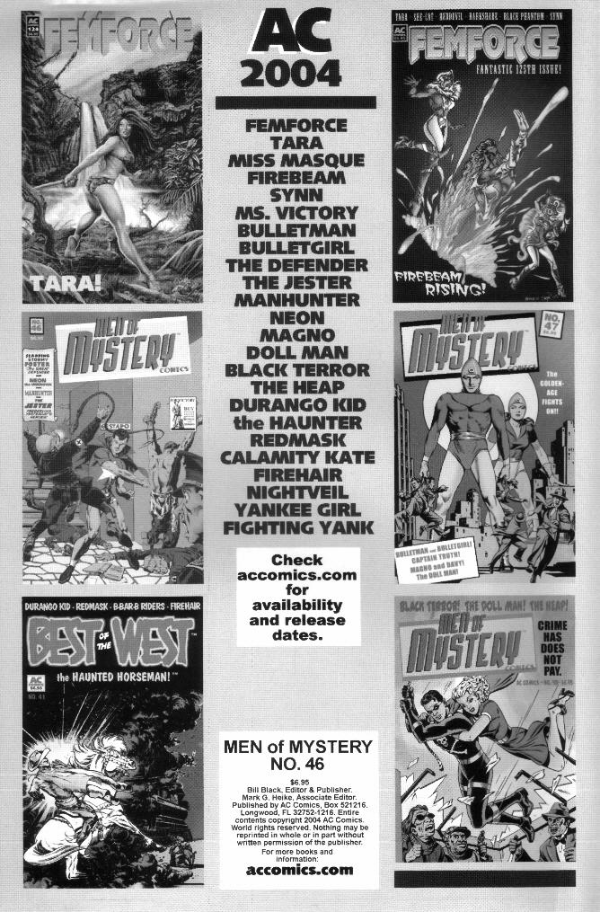 Read online Men of Mystery Comics comic -  Issue #46 - 2