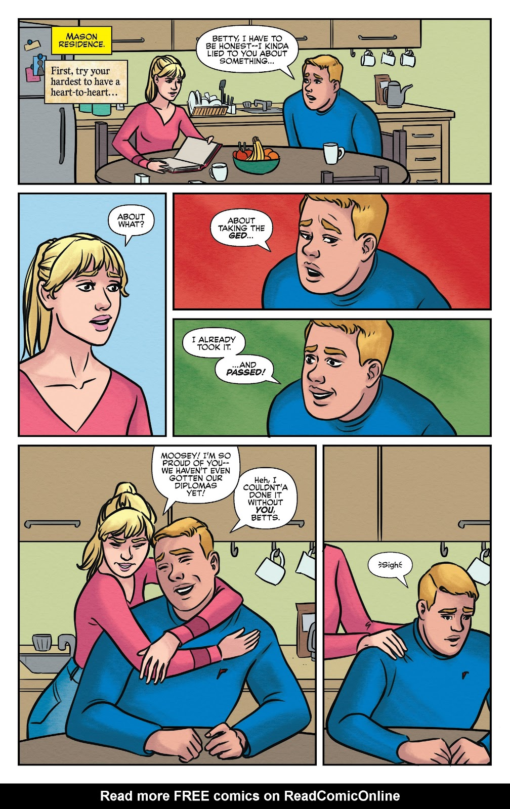 Read online Betty & Veronica (2019) comic -  Issue #4 - 7