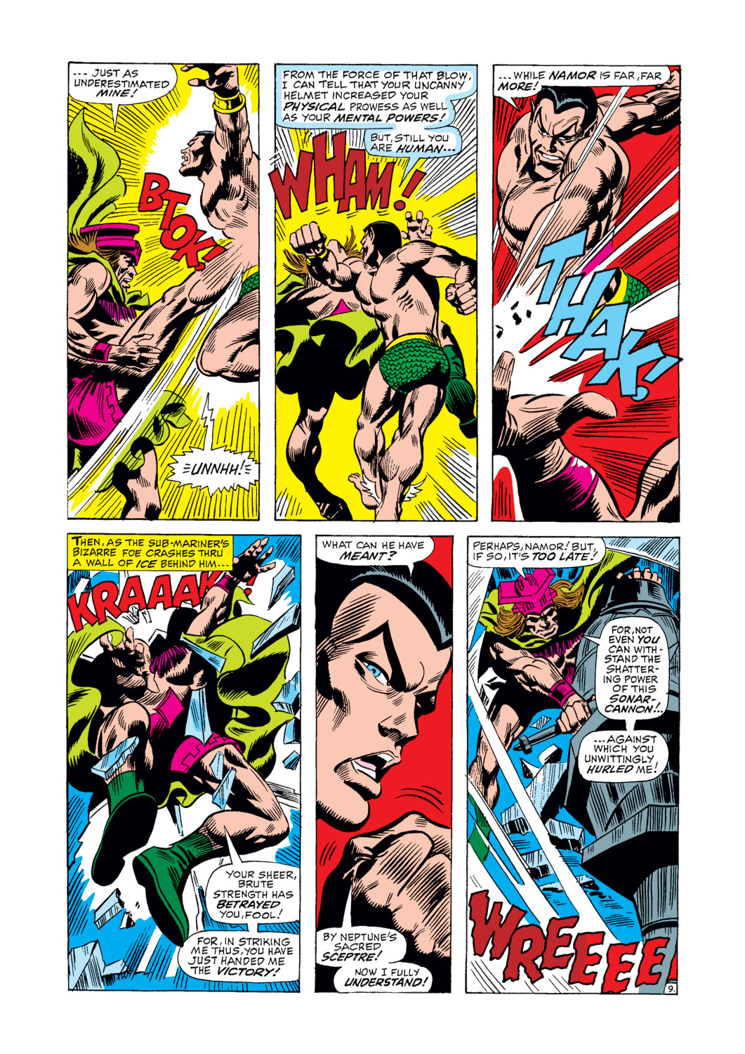 Iron Man and Sub-Mariner issue Full - Page 21