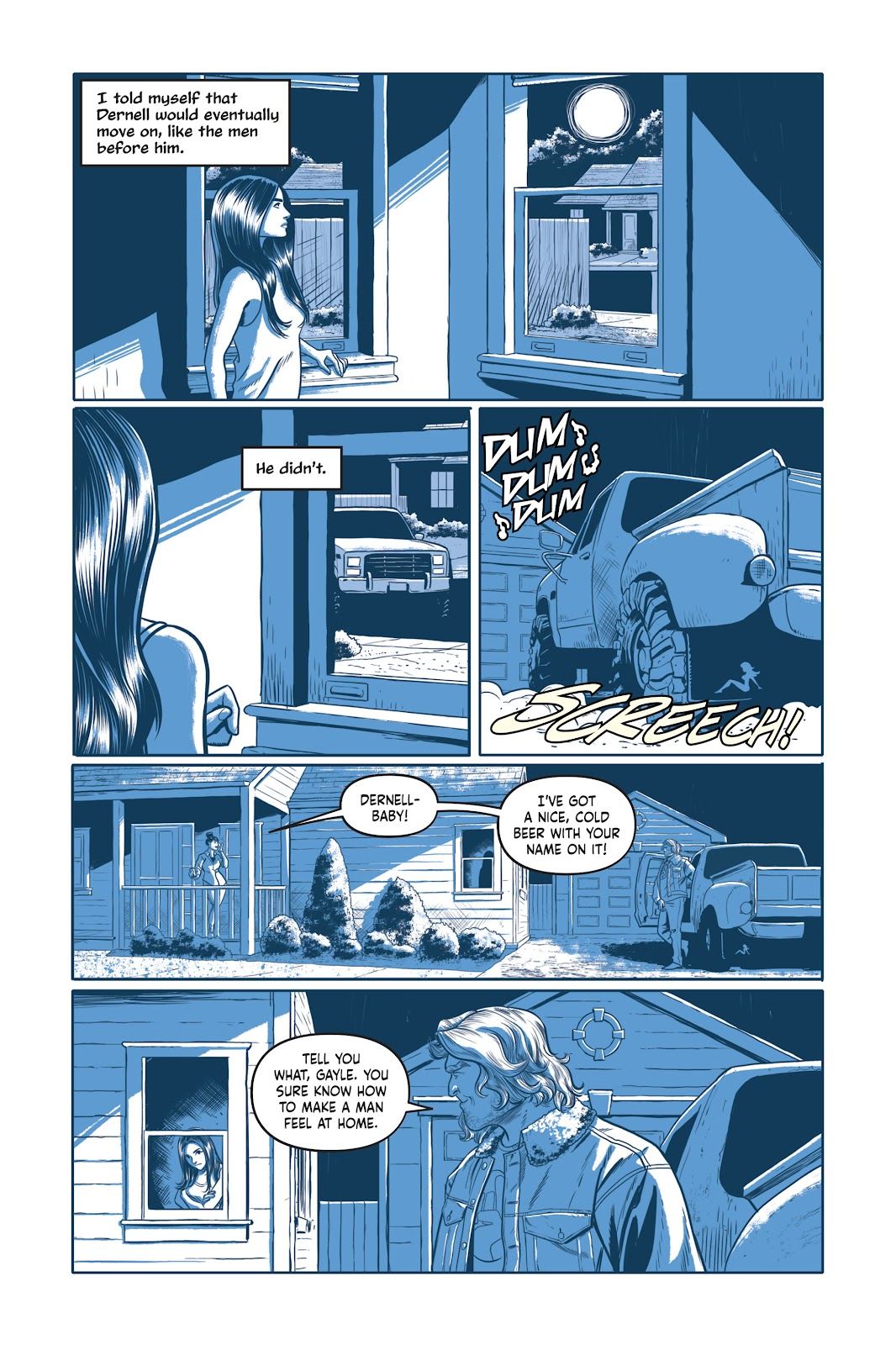 Read online Under the Moon: A Catwoman Tale comic -  Issue # TPB (Part 1) - 24