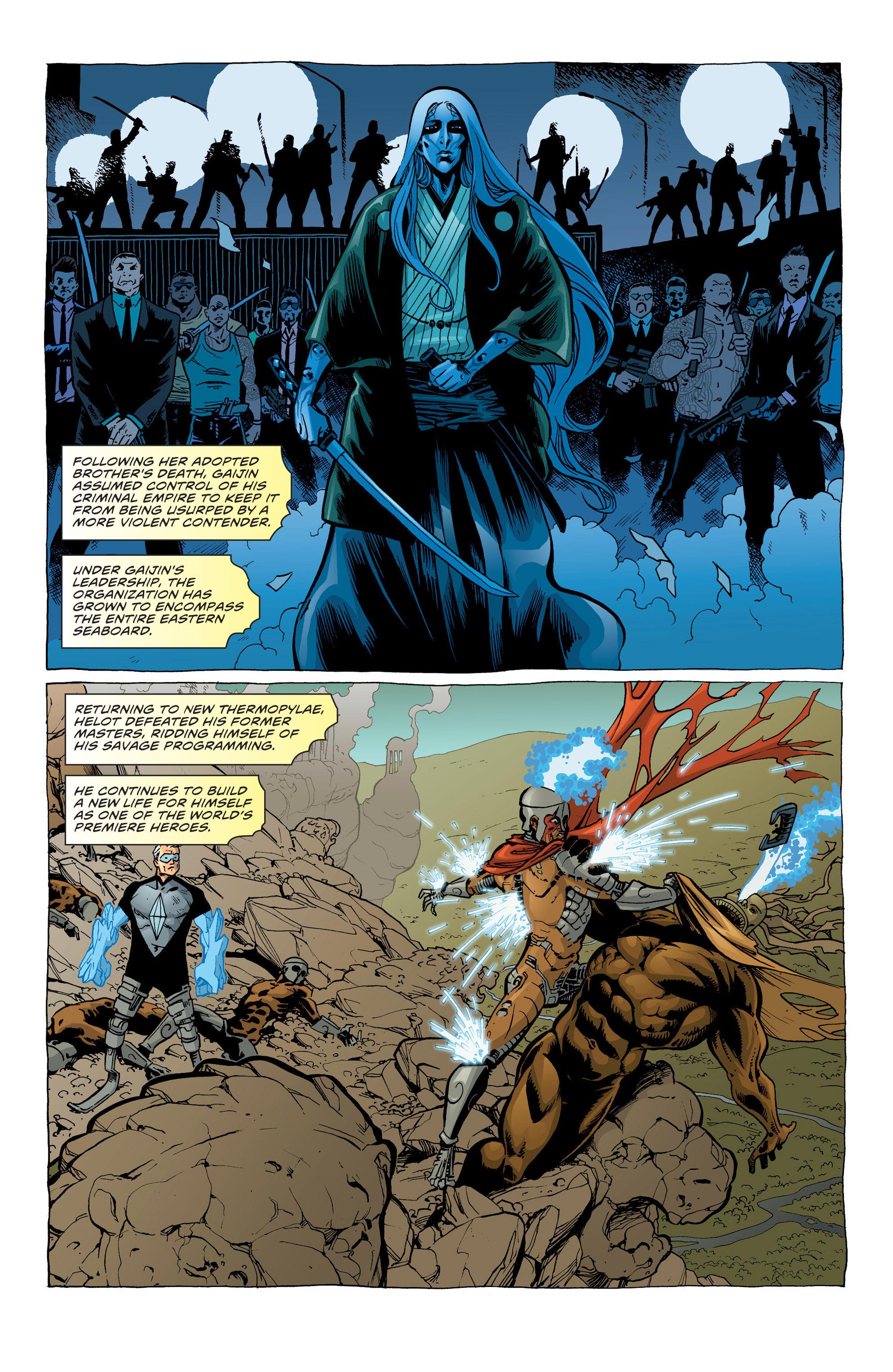 Read online Secret Identities comic -  Issue #7 - 31