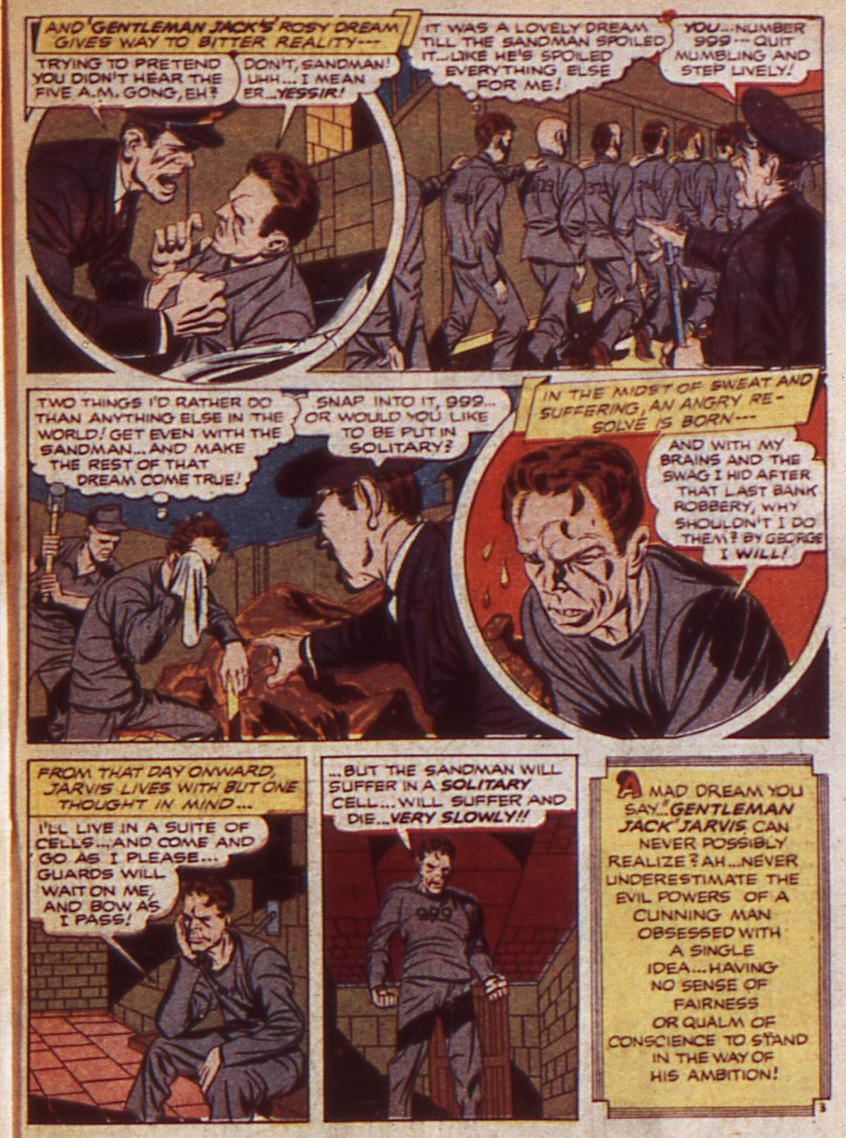 Read online Adventure Comics (1938) comic -  Issue #85 - 5