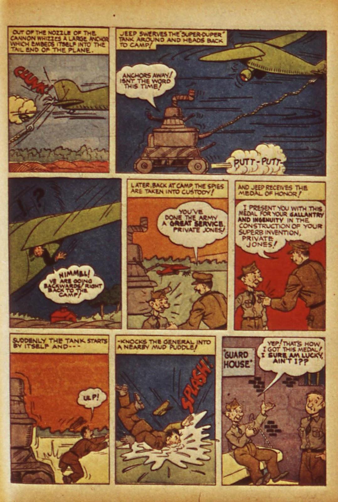 USA Comics issue 7 - Page 57