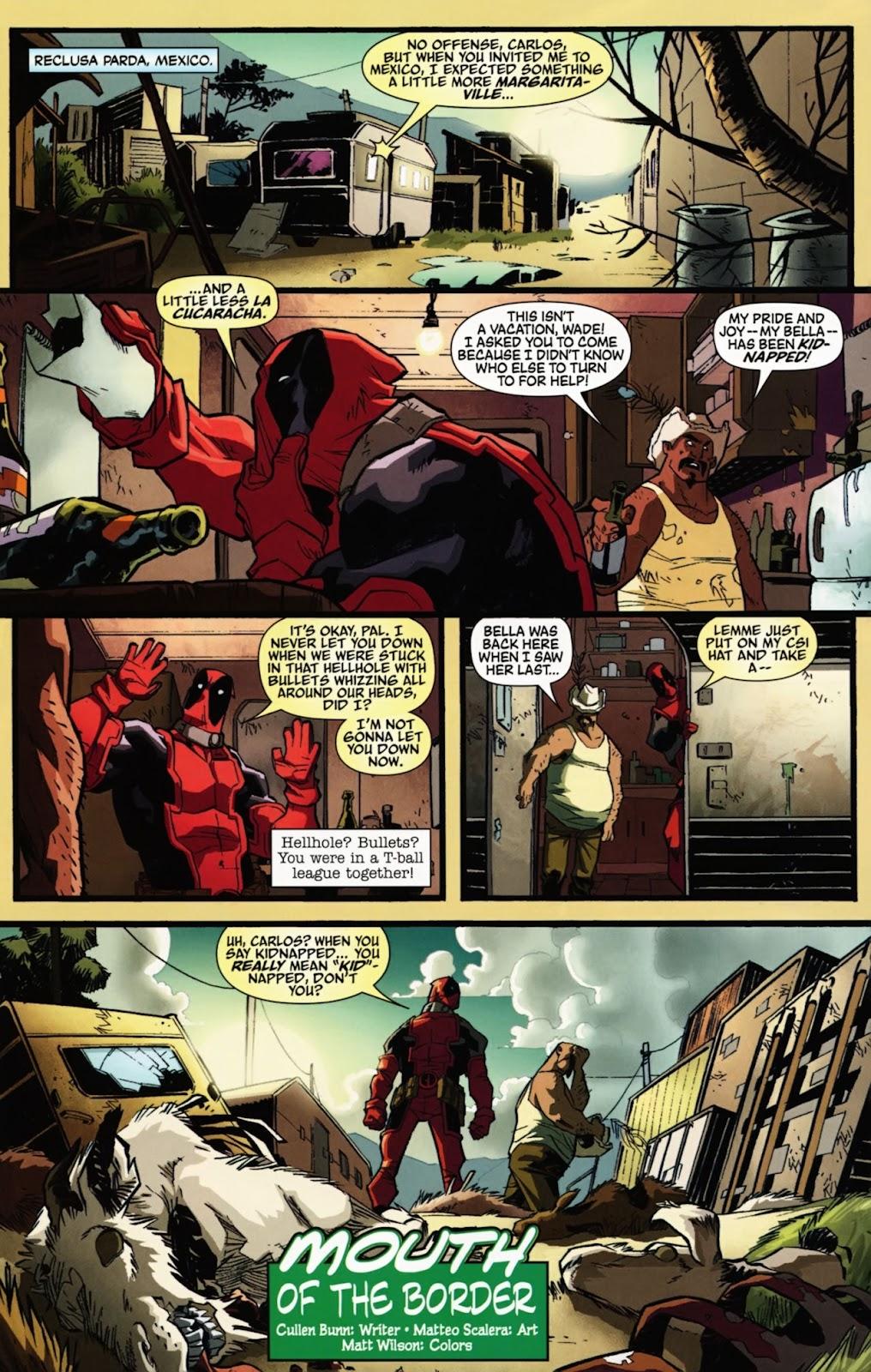 Read online Deadpool (2008) comic -  Issue #1000 - 60