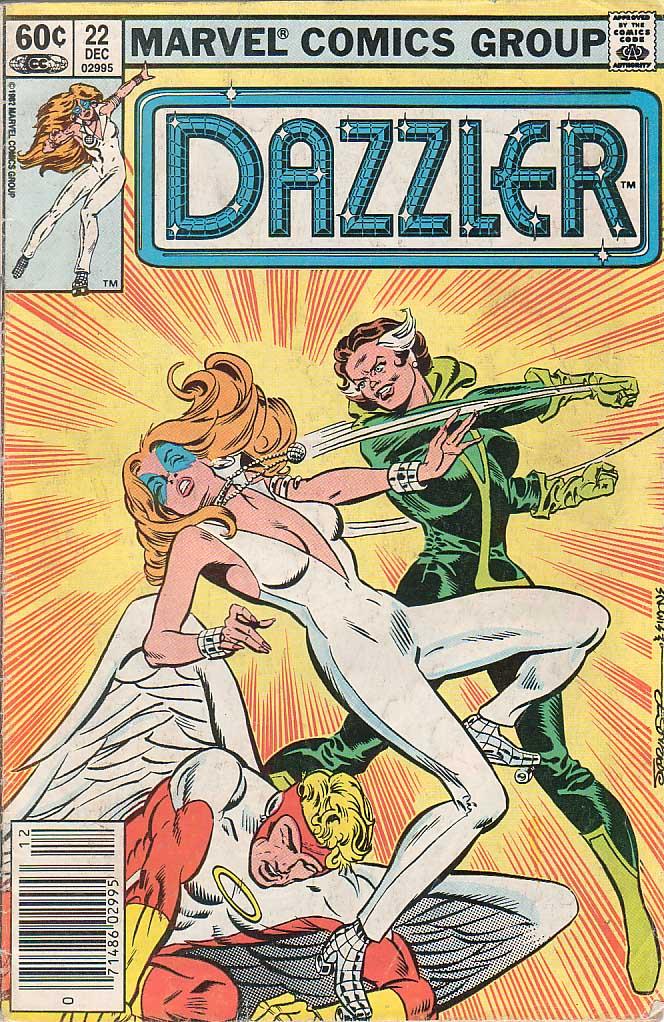 Dazzler (1981) 22 Page 1