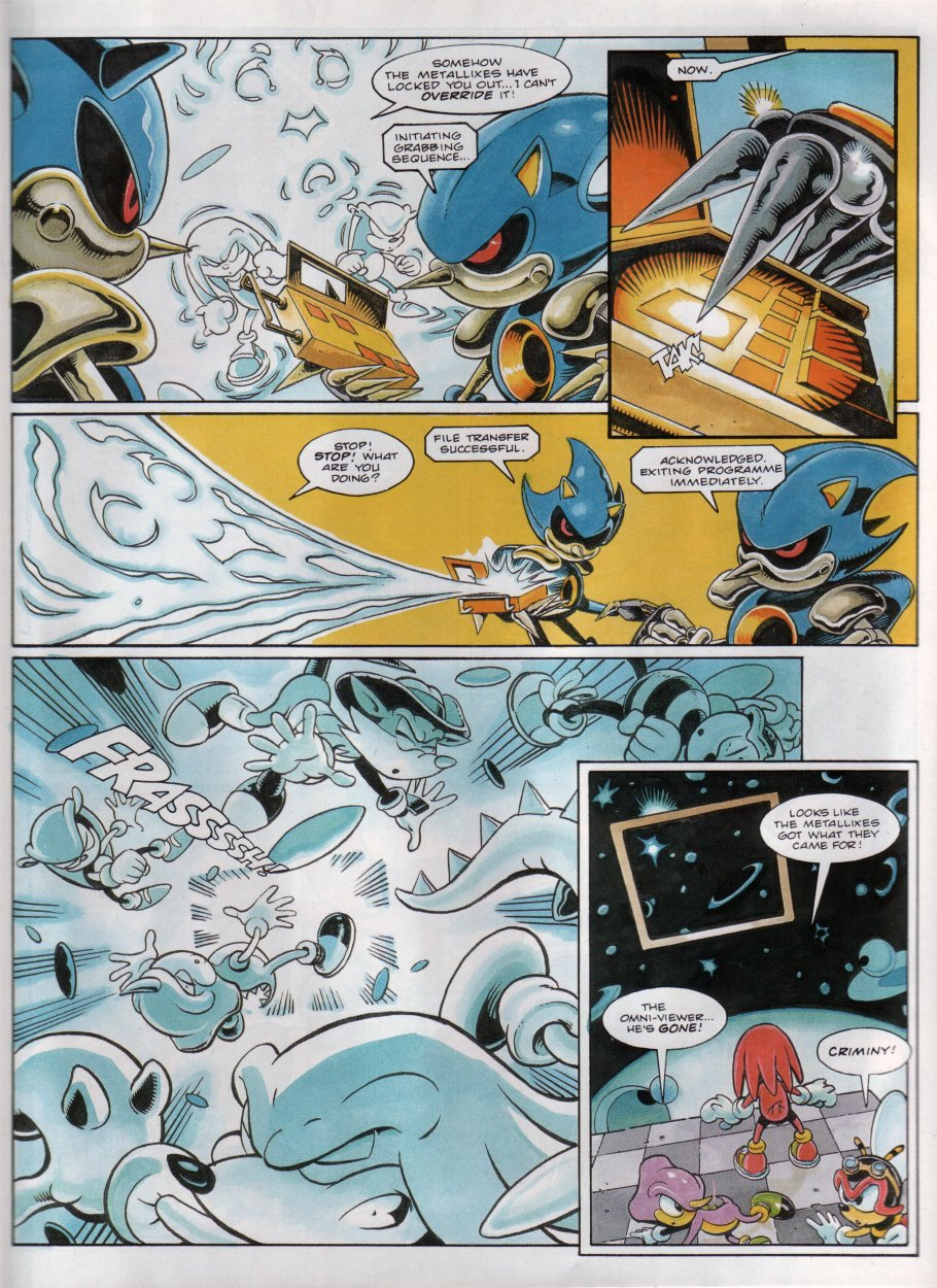 Read online Sonic the Comic comic -  Issue #55 - 18