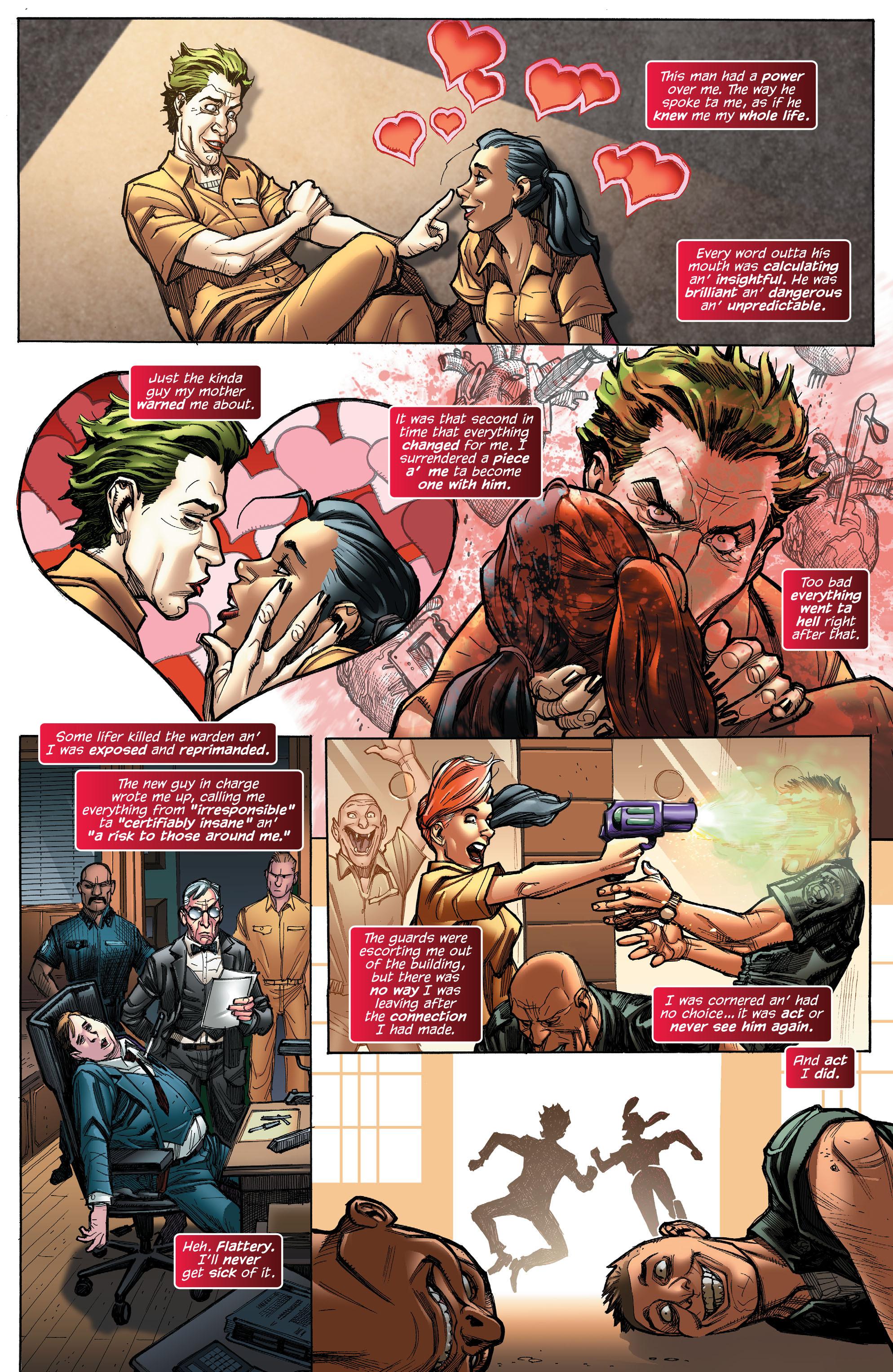 Read online Secret Origins (2014) comic -  Issue #4 - 10