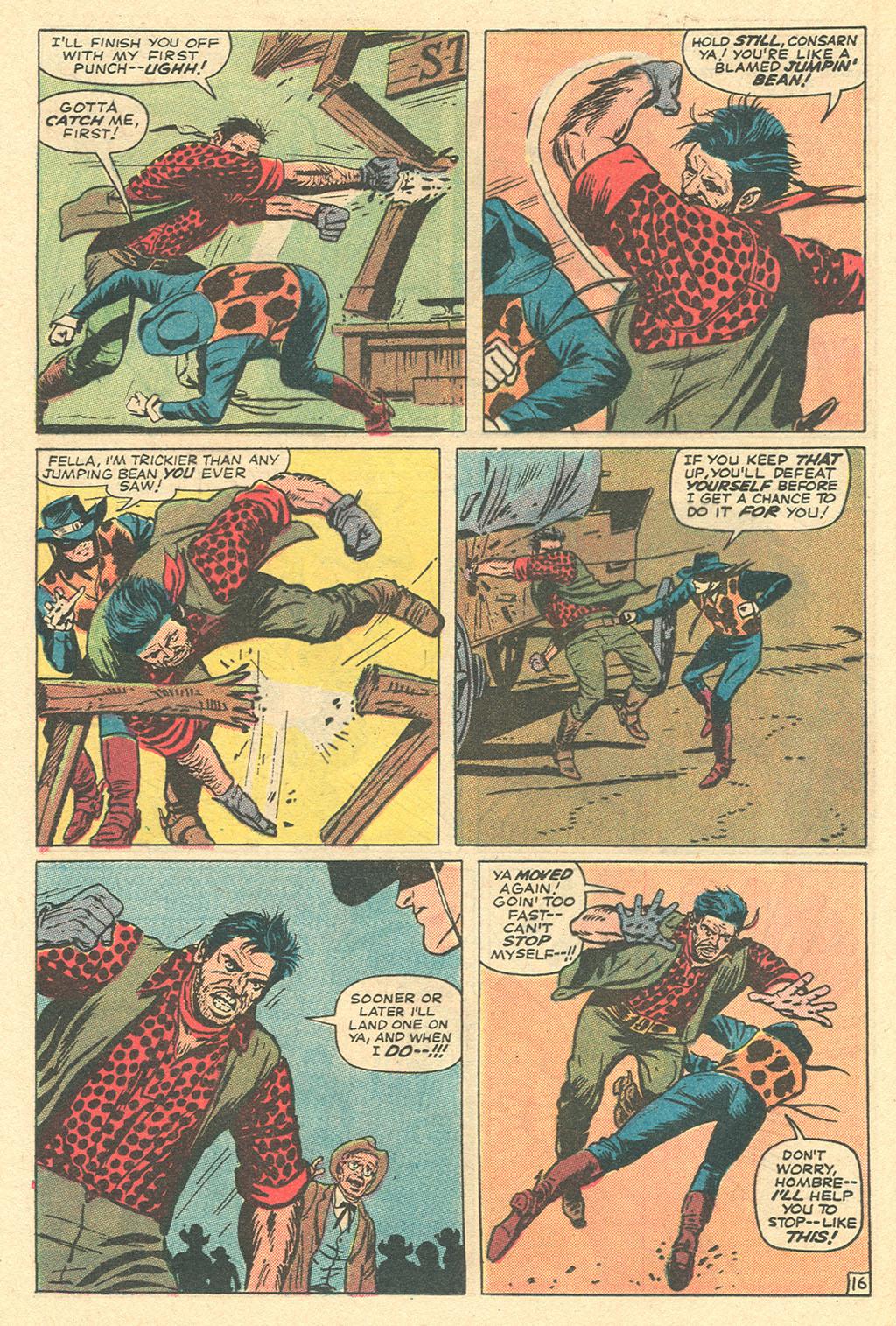 Read online Two-Gun Kid comic -  Issue #105 - 23