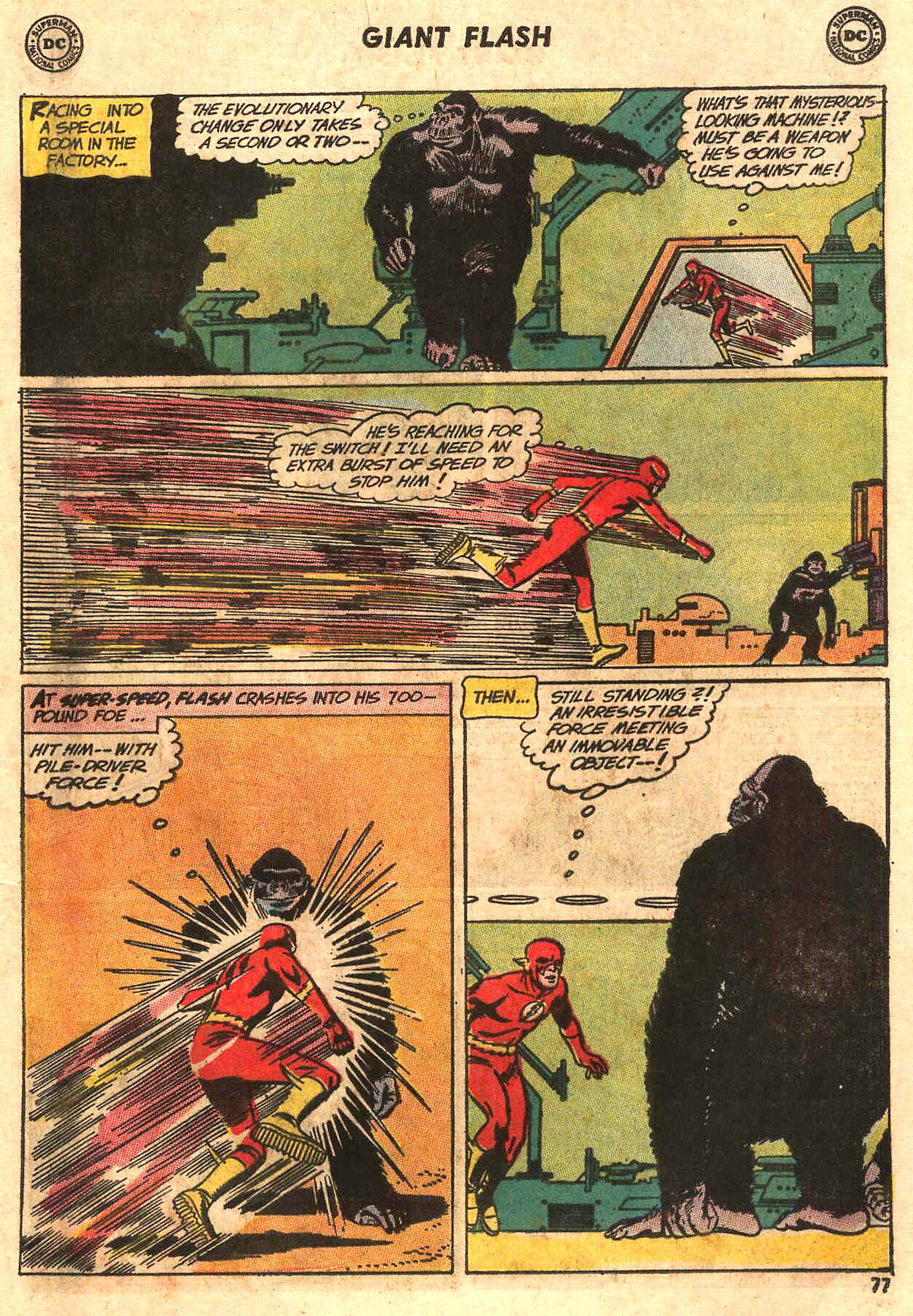 Read online 80 Page Giant comic -  Issue #9 - 79