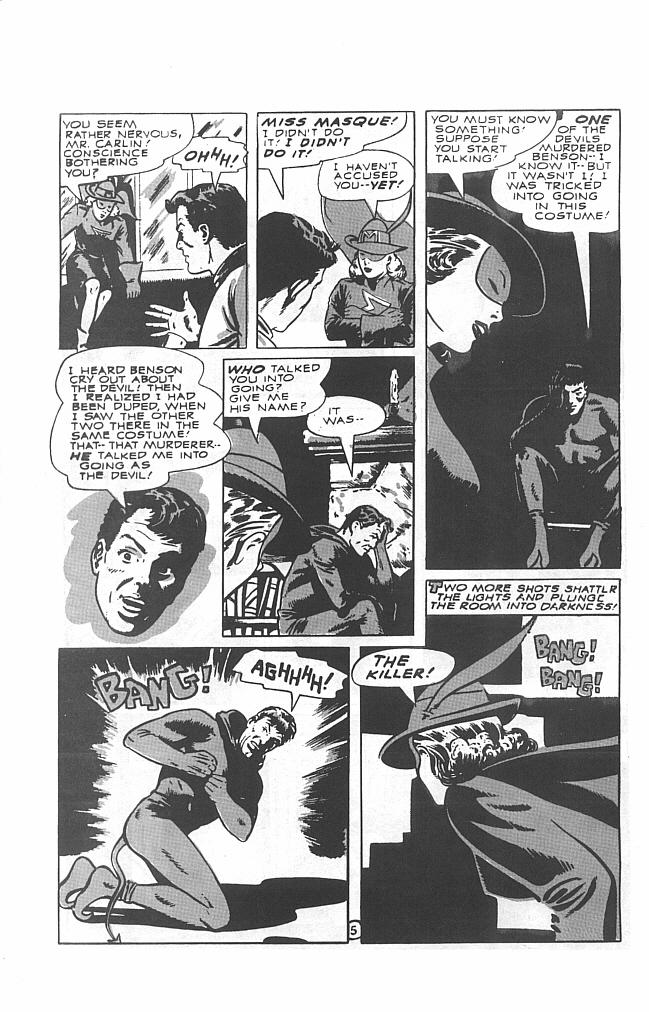 Read online Men of Mystery Comics comic -  Issue #28 - 36
