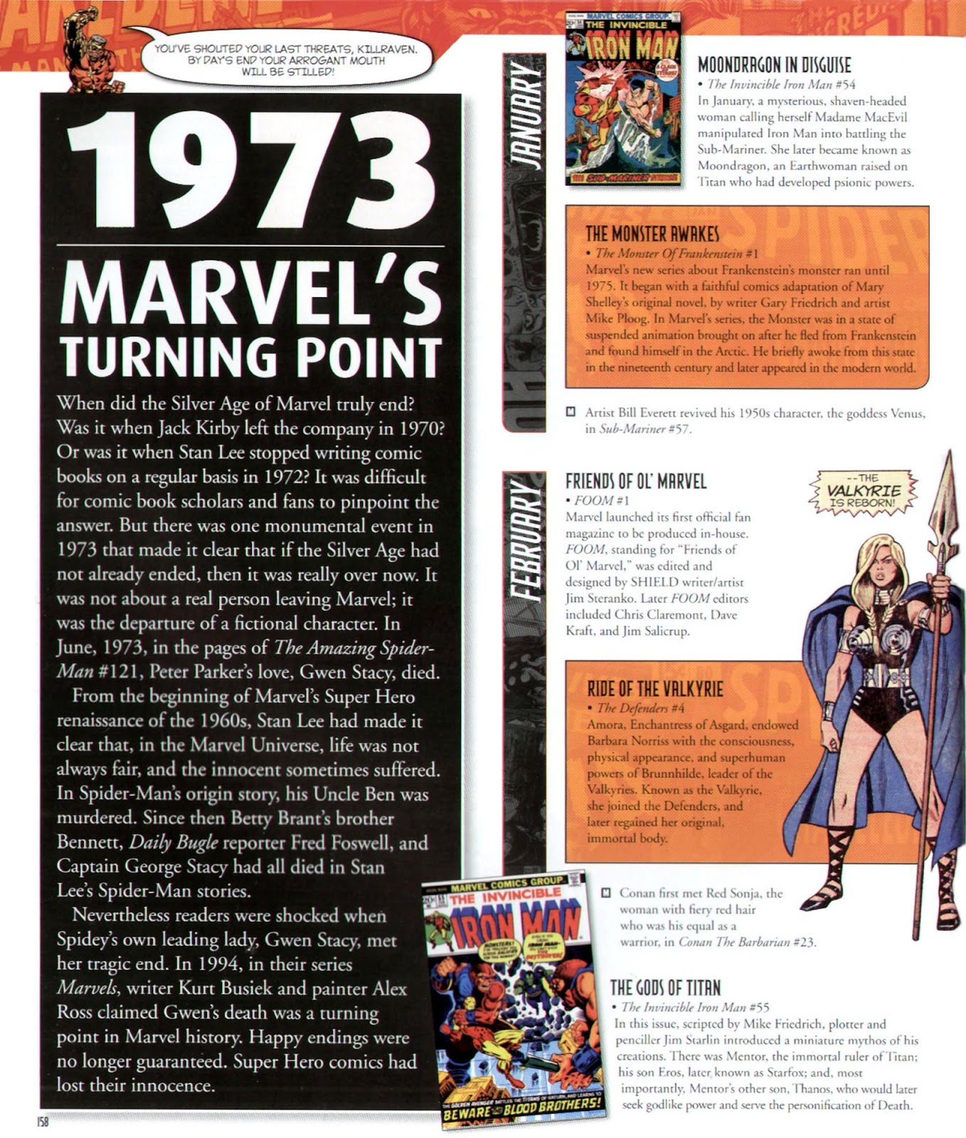 Read online Marvel Chronicle comic -  Issue # TPB (Part 2) - 51