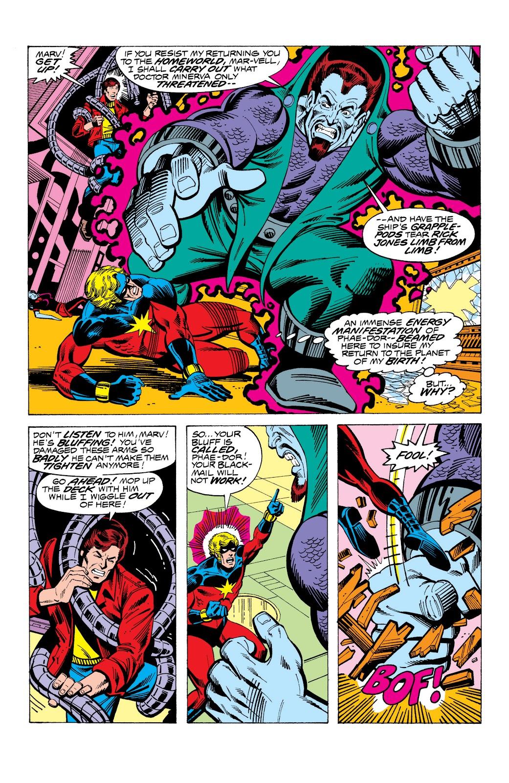 Read online Marvel Masterworks: The Inhumans comic -  Issue # TPB 2 (Part 3) - 20