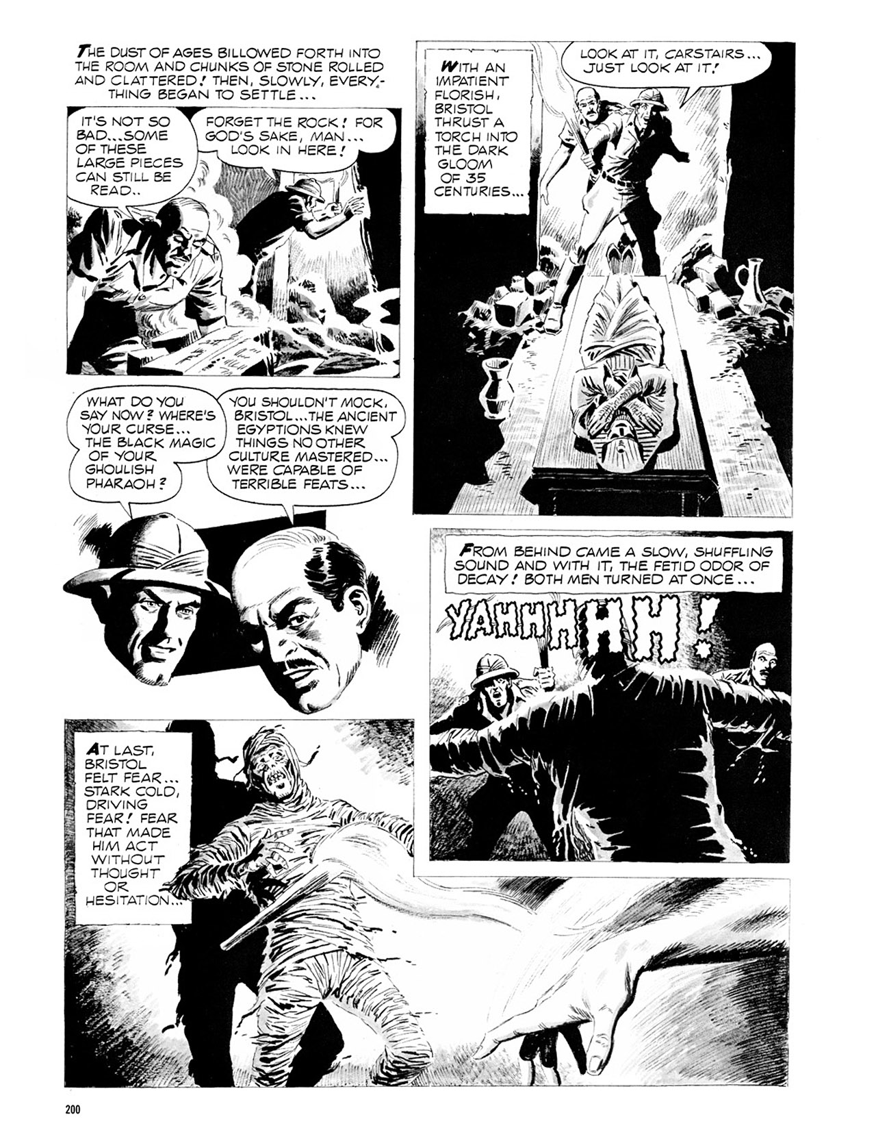 Read online Eerie Archives comic -  Issue # TPB 2 - 201