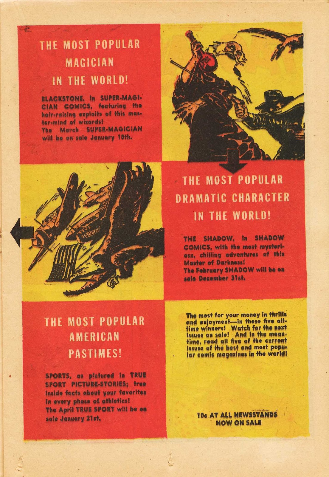 Super-Magician Comics issue 22 - Page 31