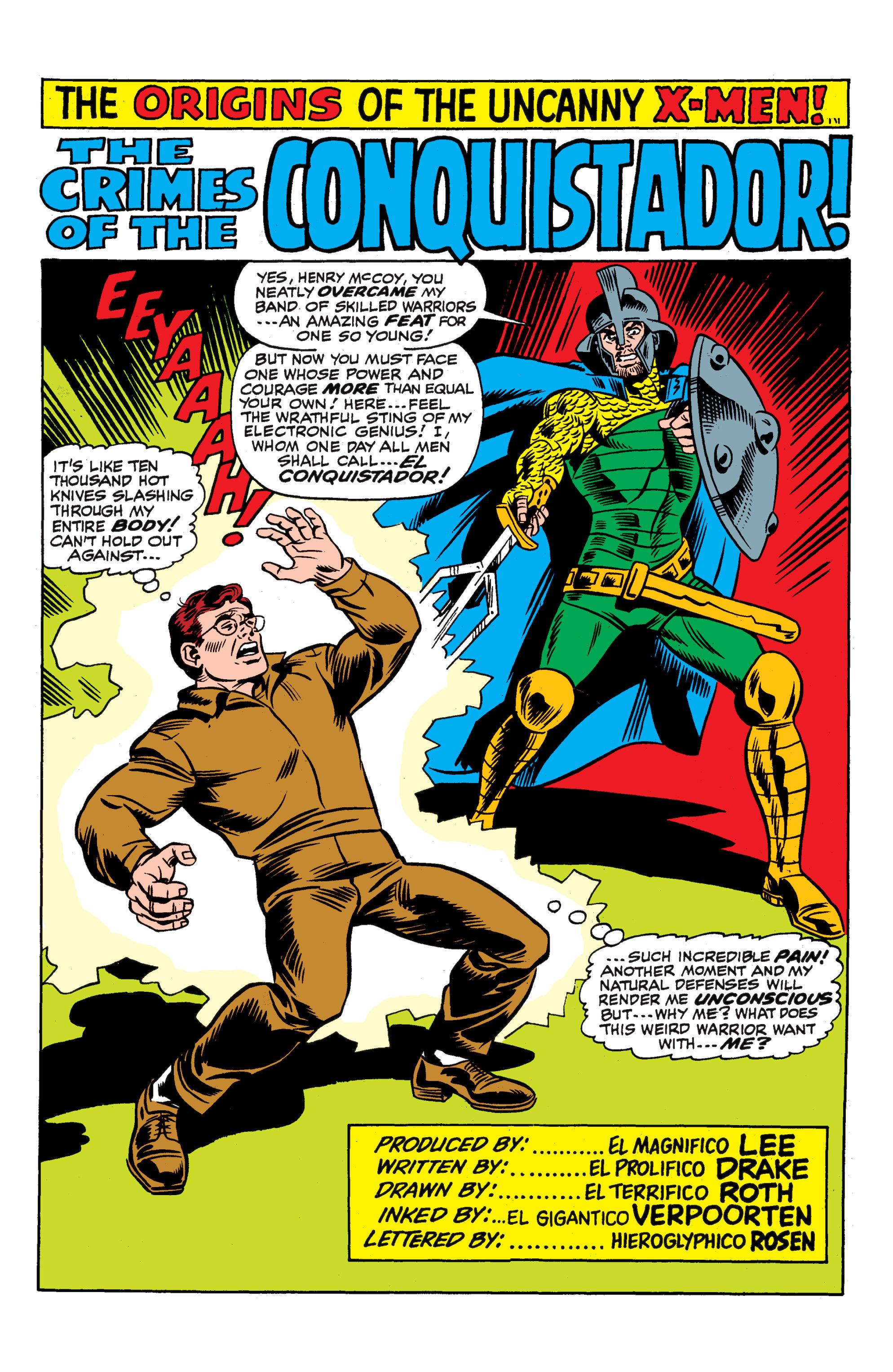 Uncanny X-Men (1963) 52 Page 16