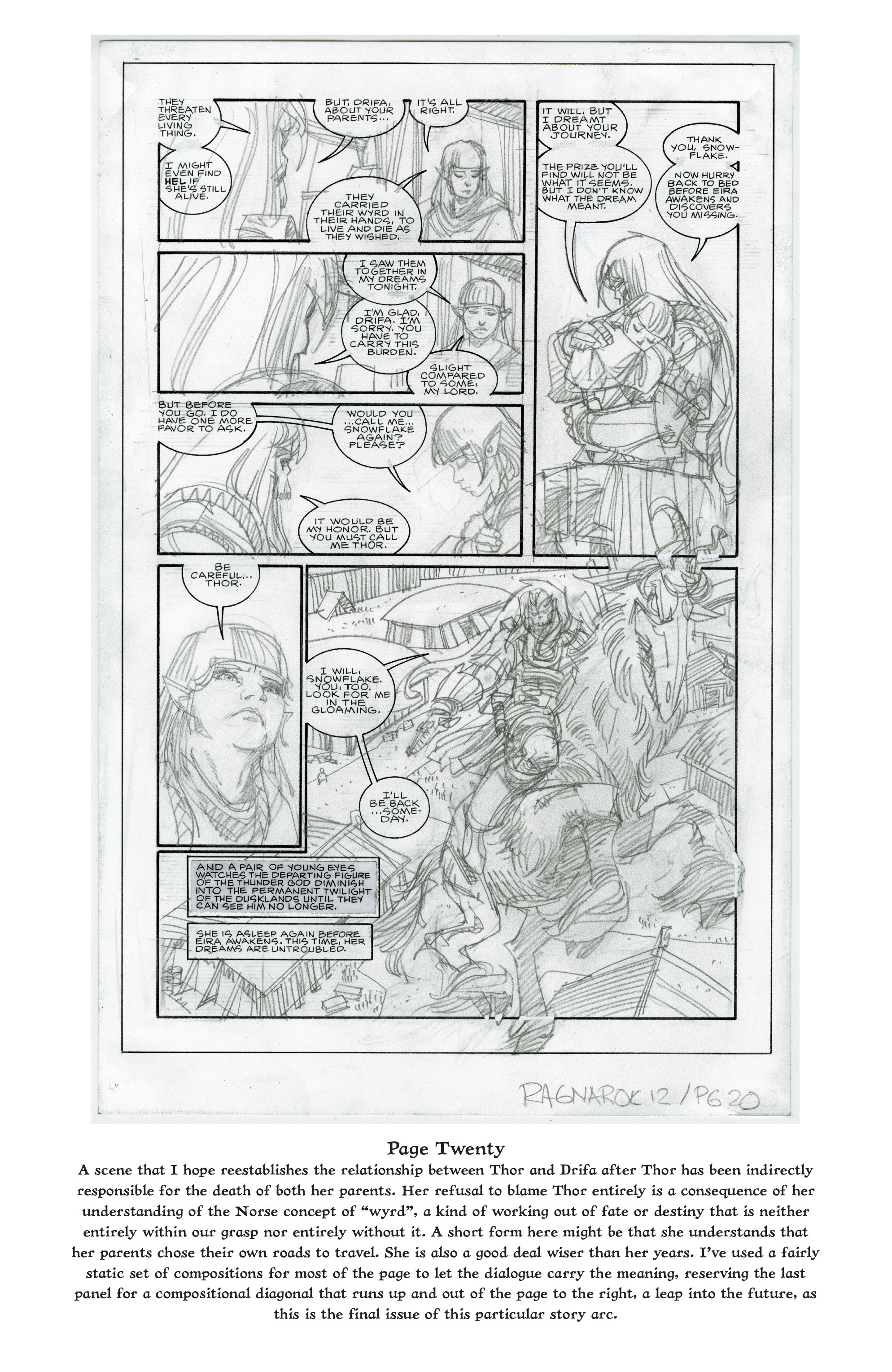 Read online Ragnarok comic -  Issue #12 - 30