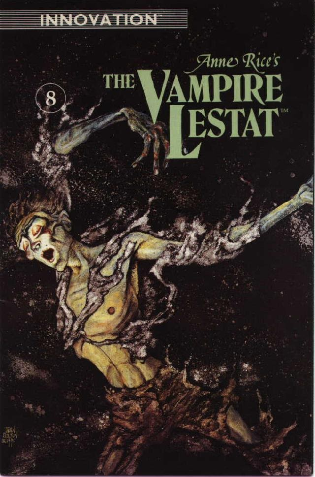 Anne Rices The Vampire Lestat issue 8 - Page 1