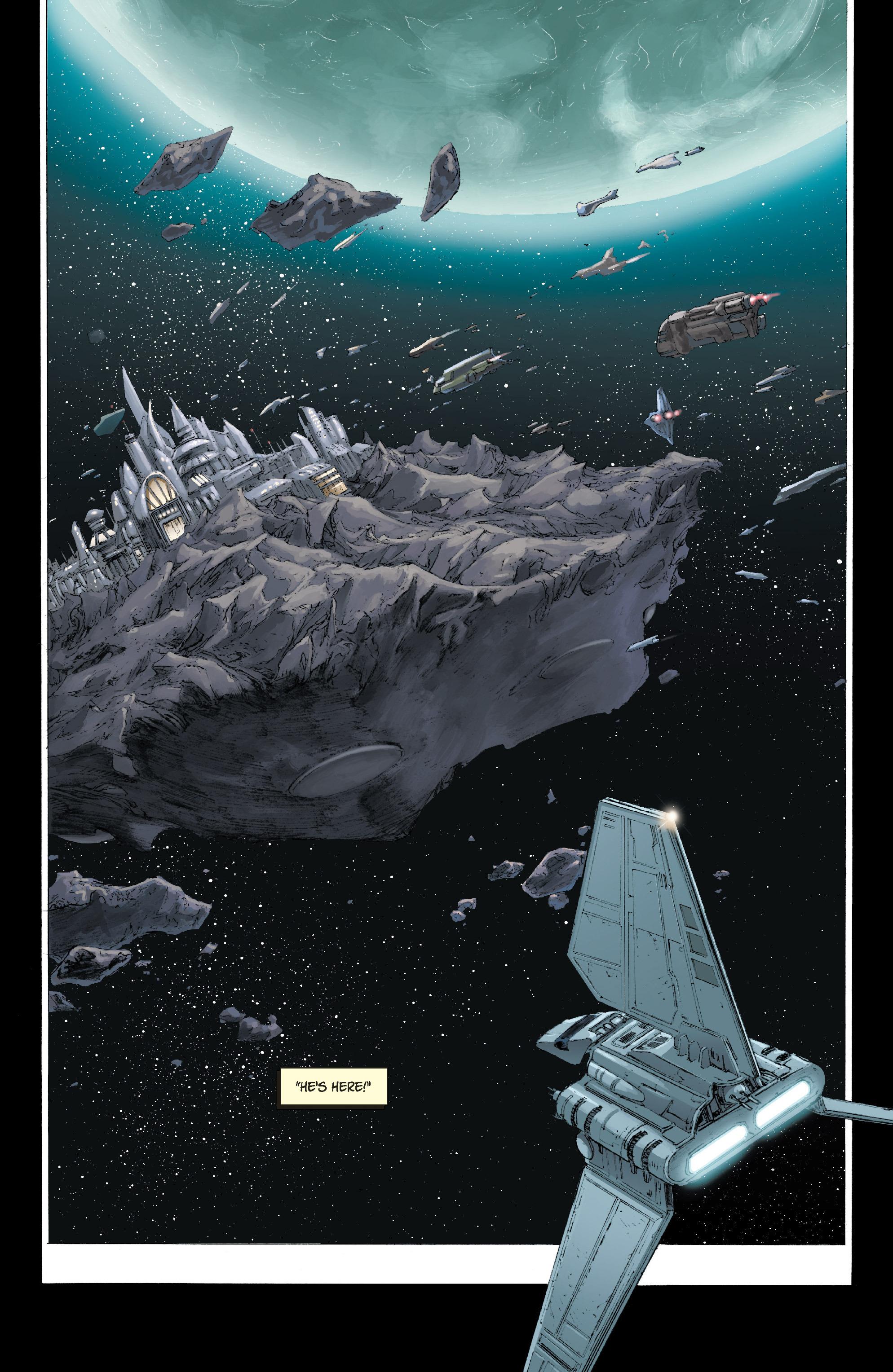 Read online Star Wars Omnibus comic -  Issue # Vol. 17 - 285