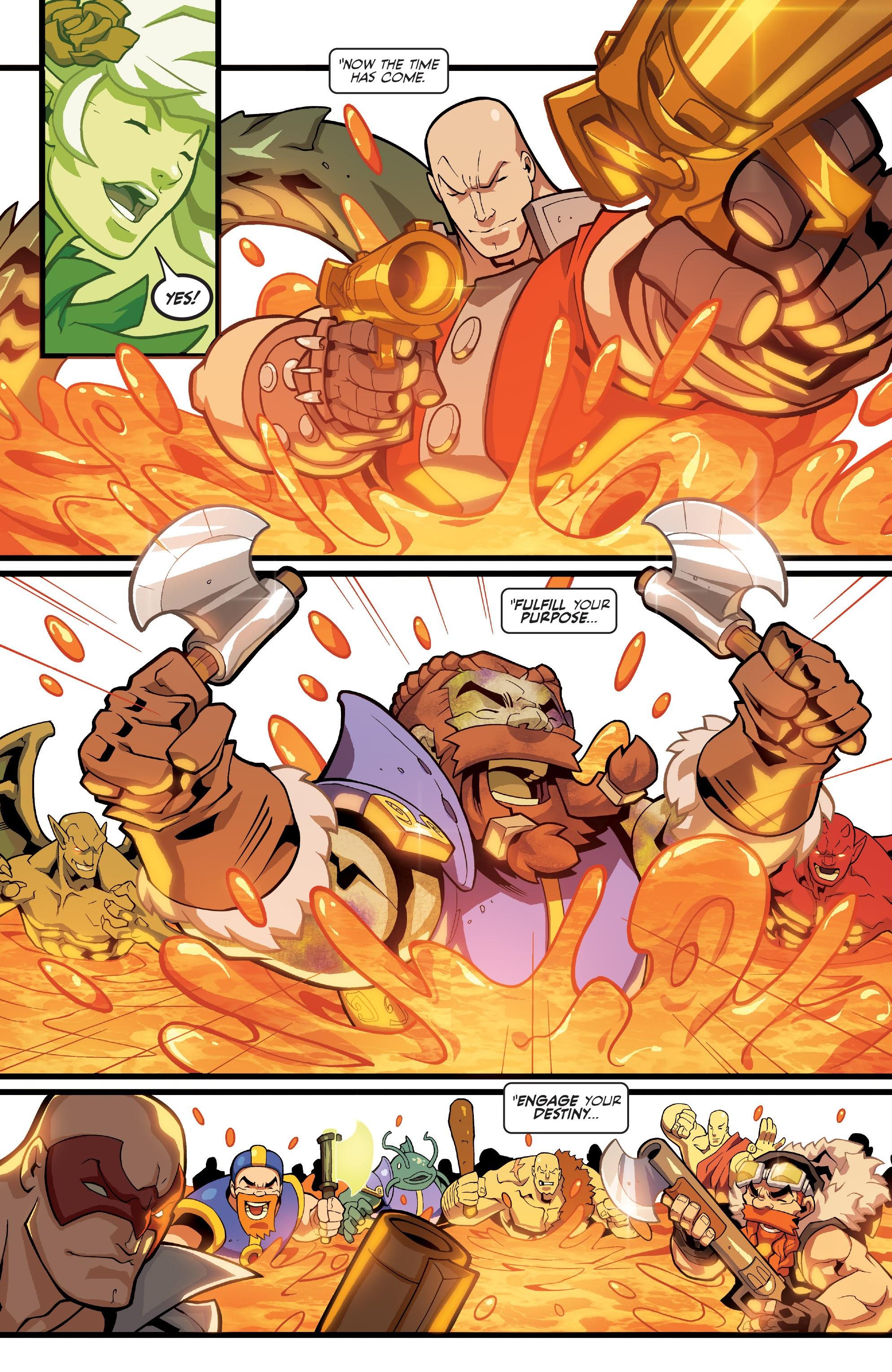 Read online Skullkickers comic -  Issue #100 - 15