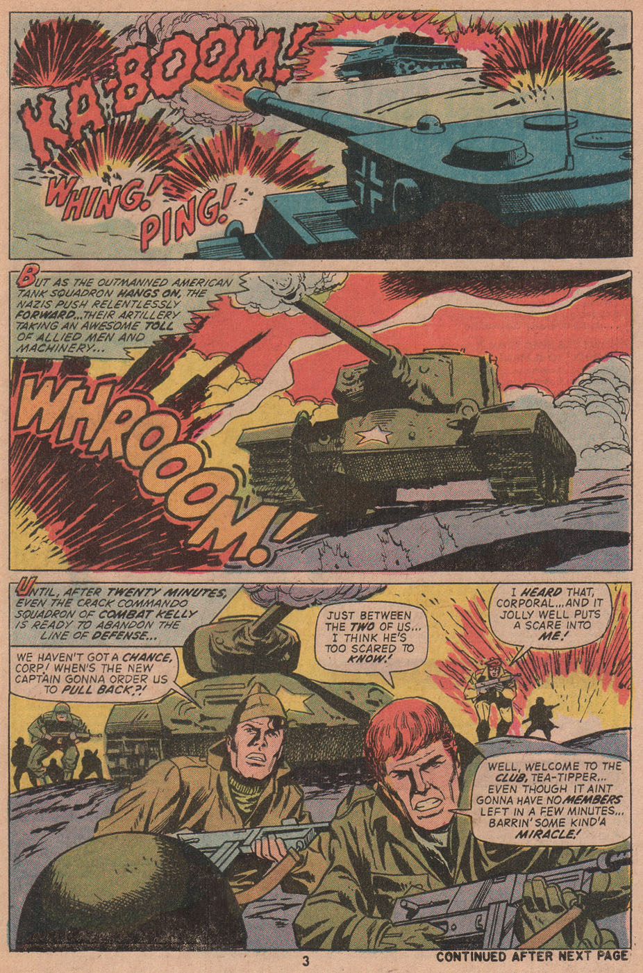 Read online Sgt. Fury comic -  Issue #104 - 5