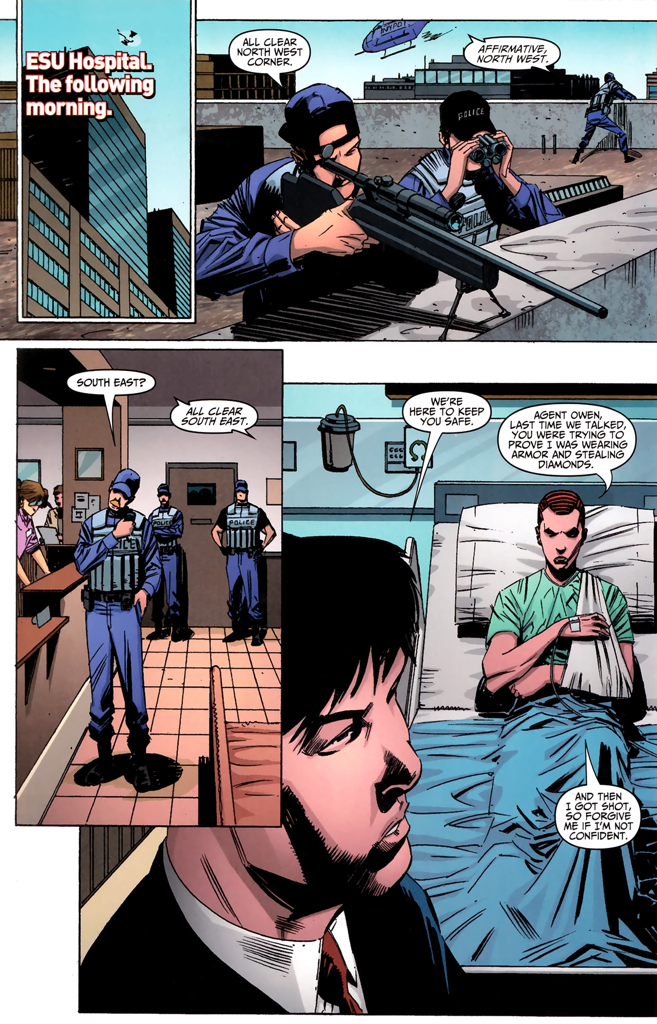 Read online Amazing Spider-Man Presents: American Son comic -  Issue #2 - 9