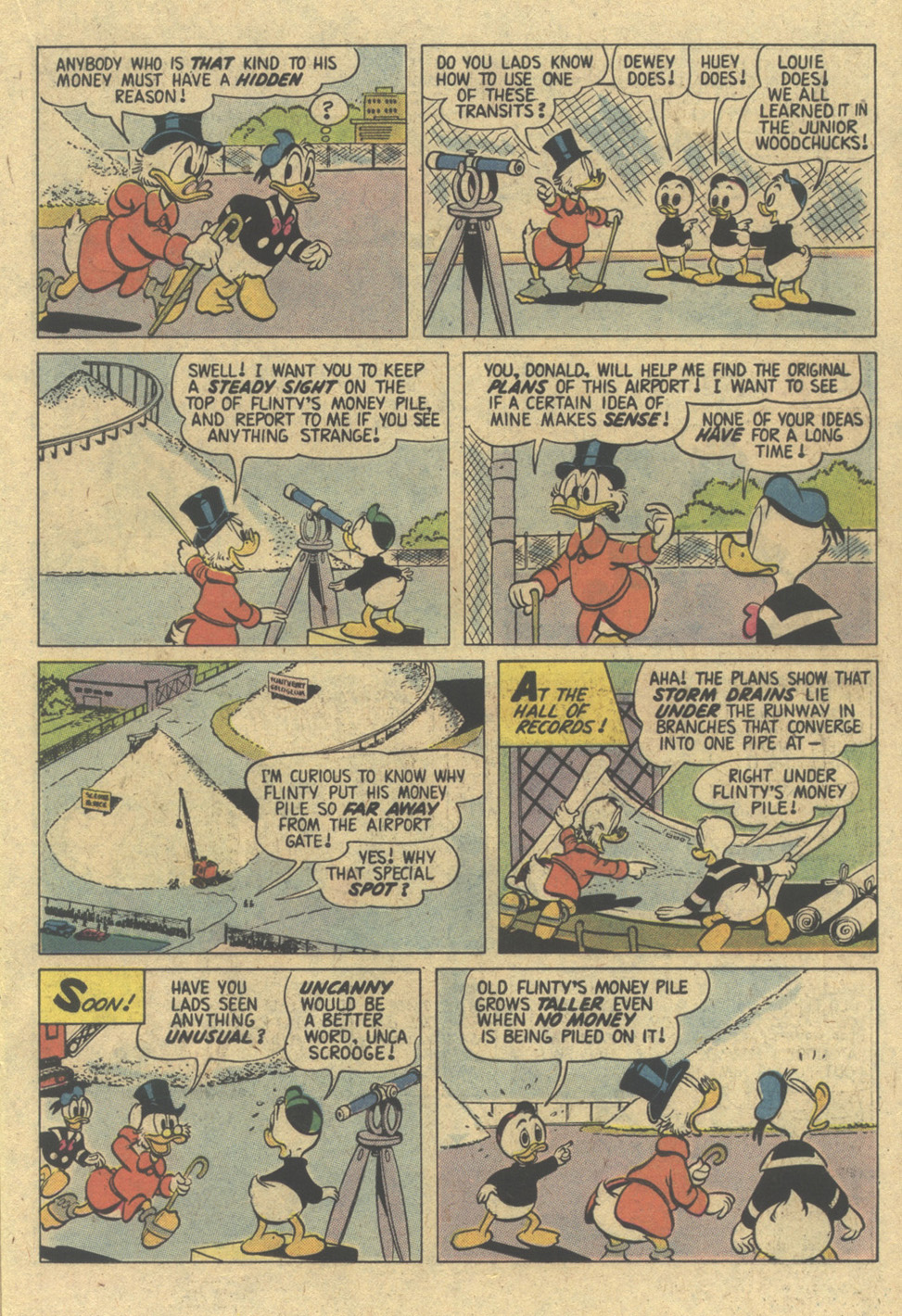 Read online Uncle Scrooge (1953) comic -  Issue #150 - 15