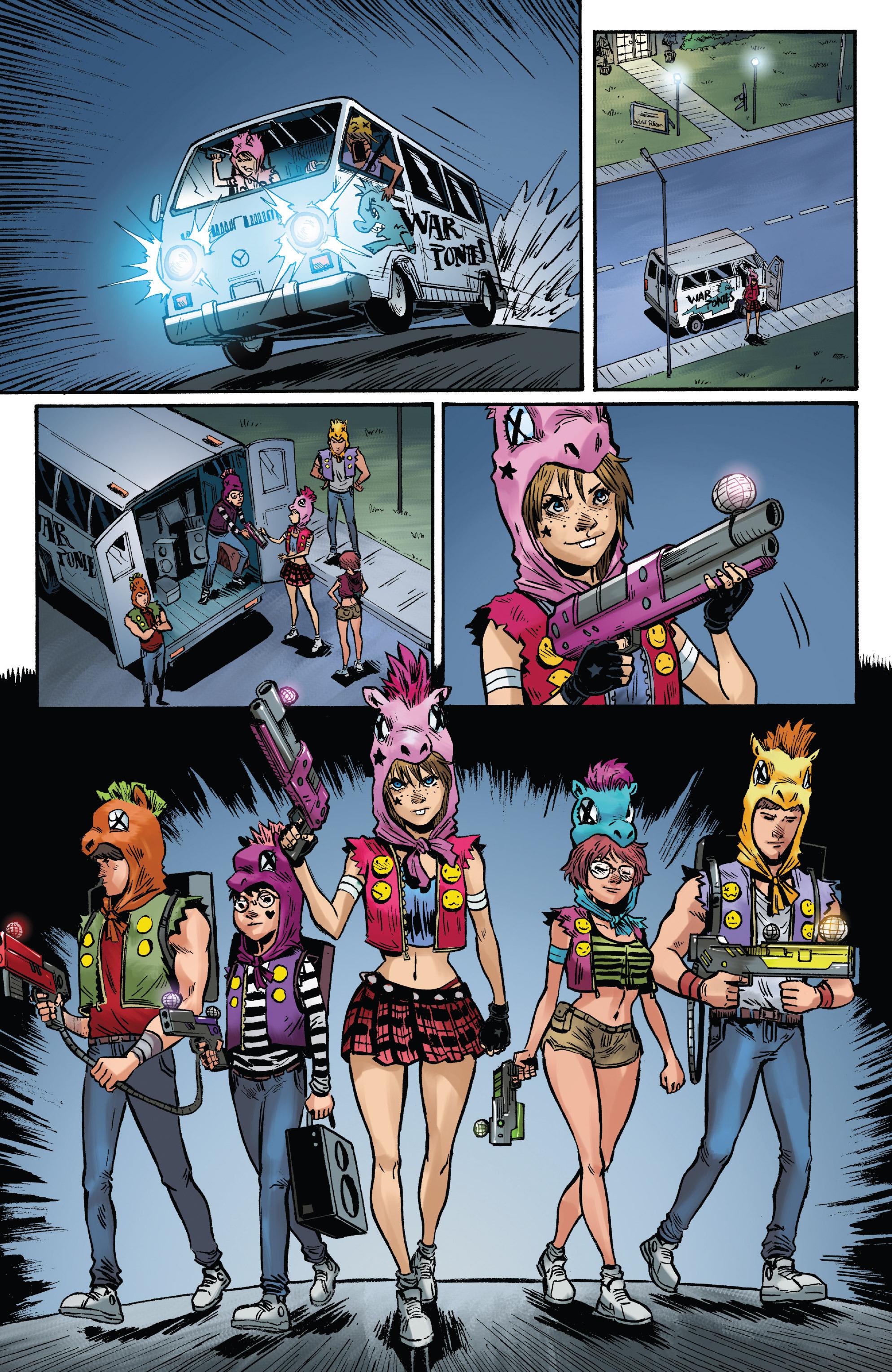 Read online Smosh comic -  Issue #2 - 19