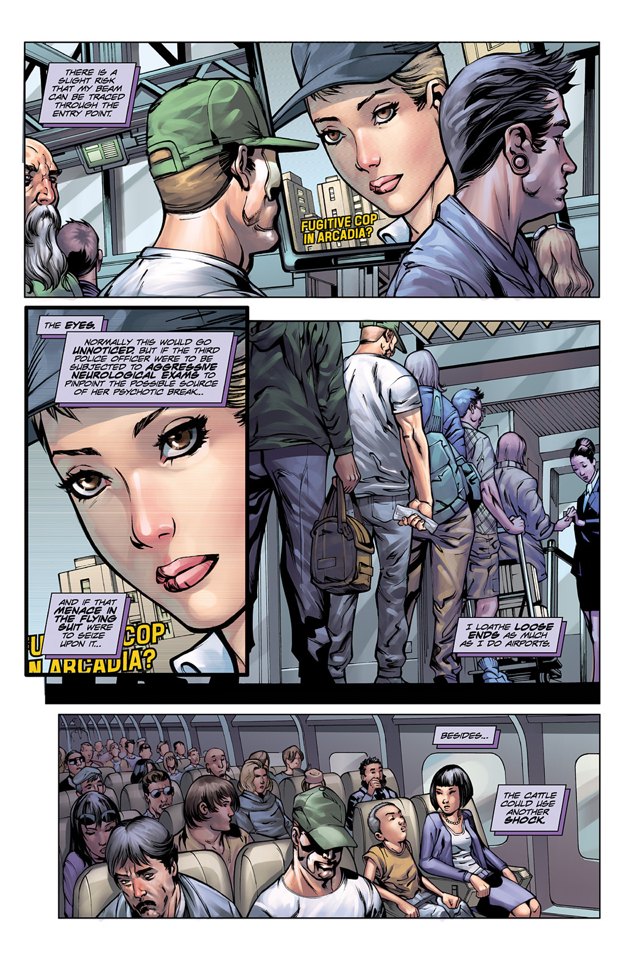 Read online Two Past Midnight comic -  Issue #2 - 15
