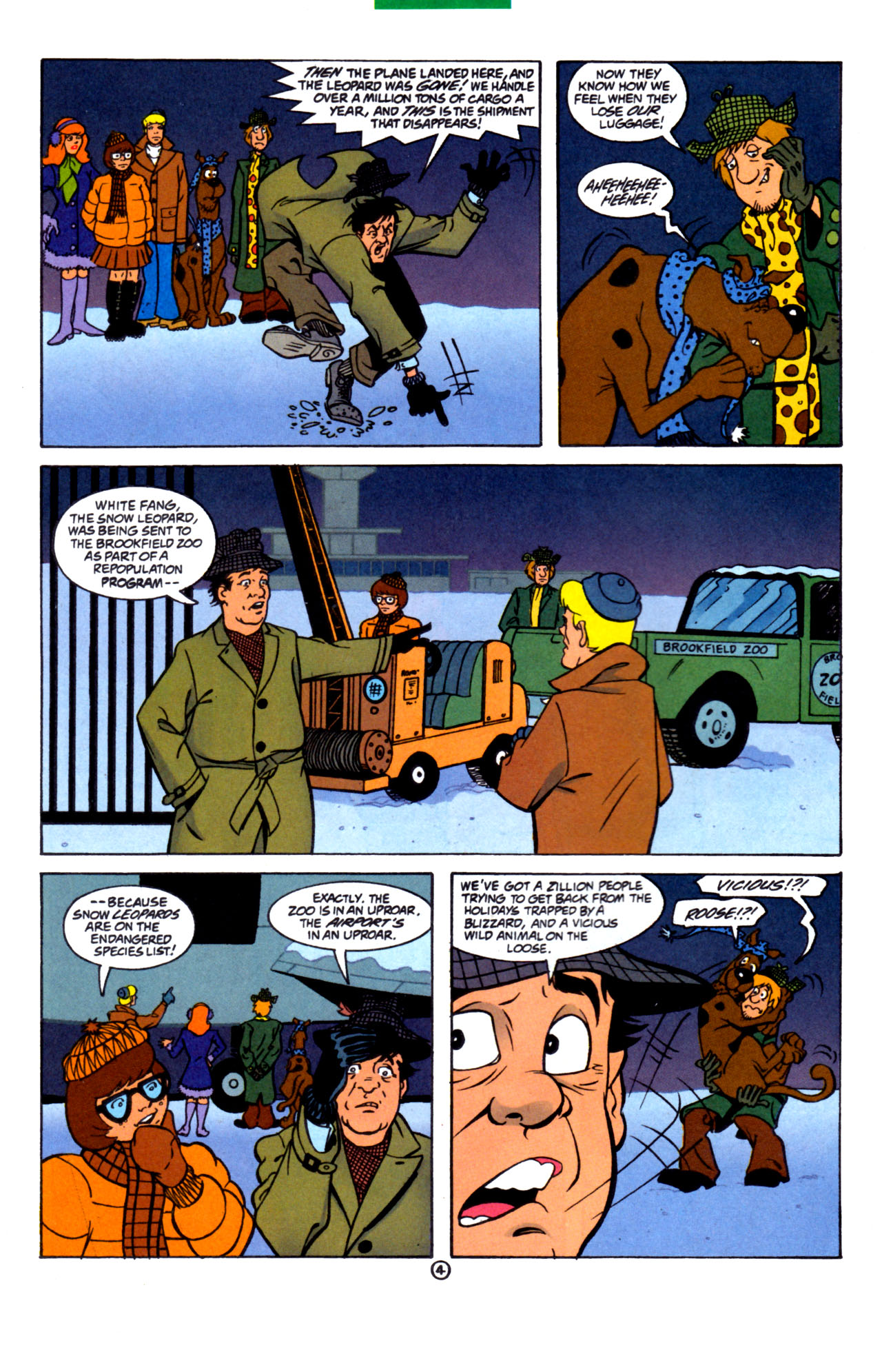 Read online Scooby-Doo (1997) comic -  Issue #7 - 5