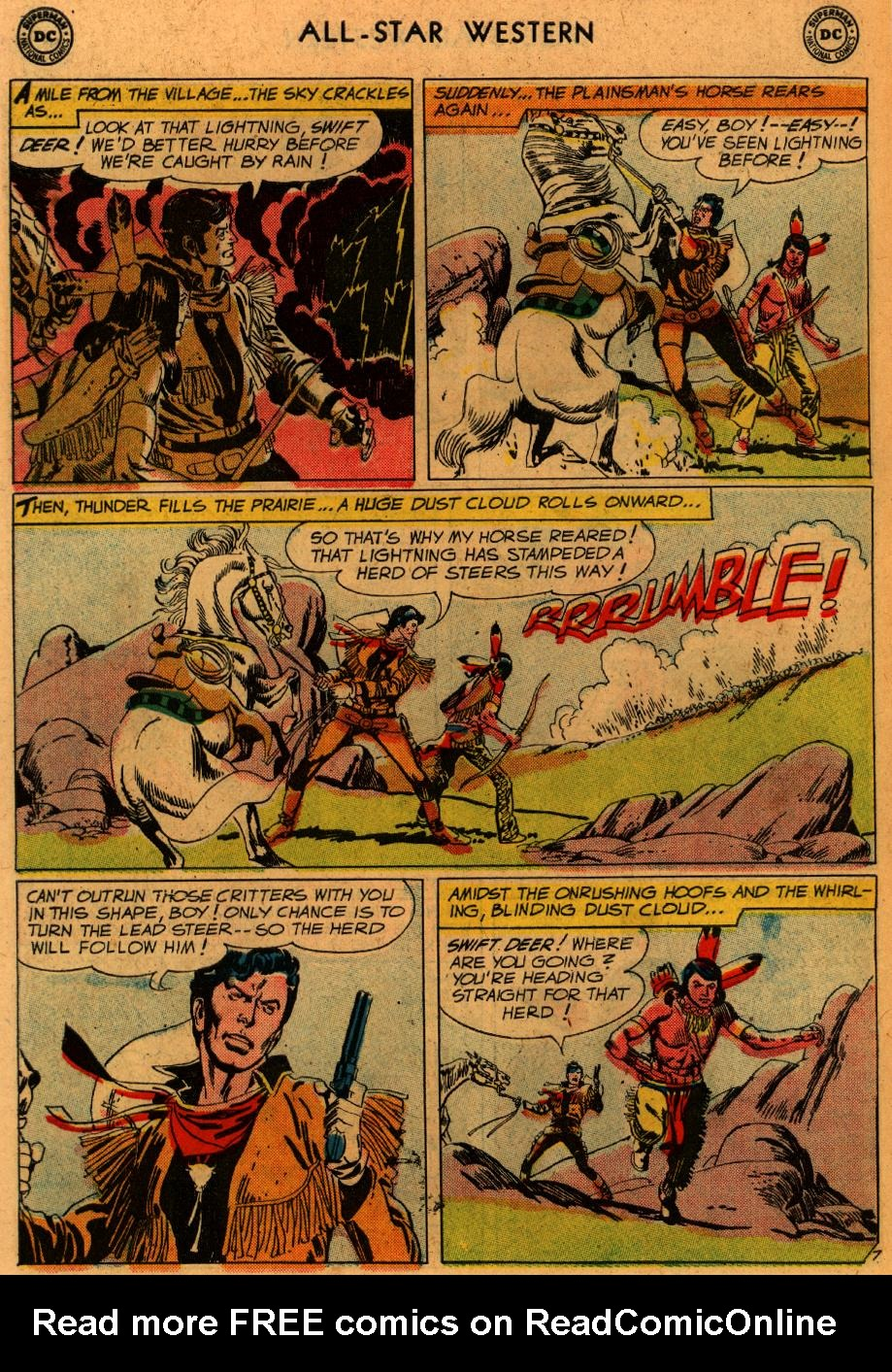 All-Star Western (1951) issue 102 - Page 30