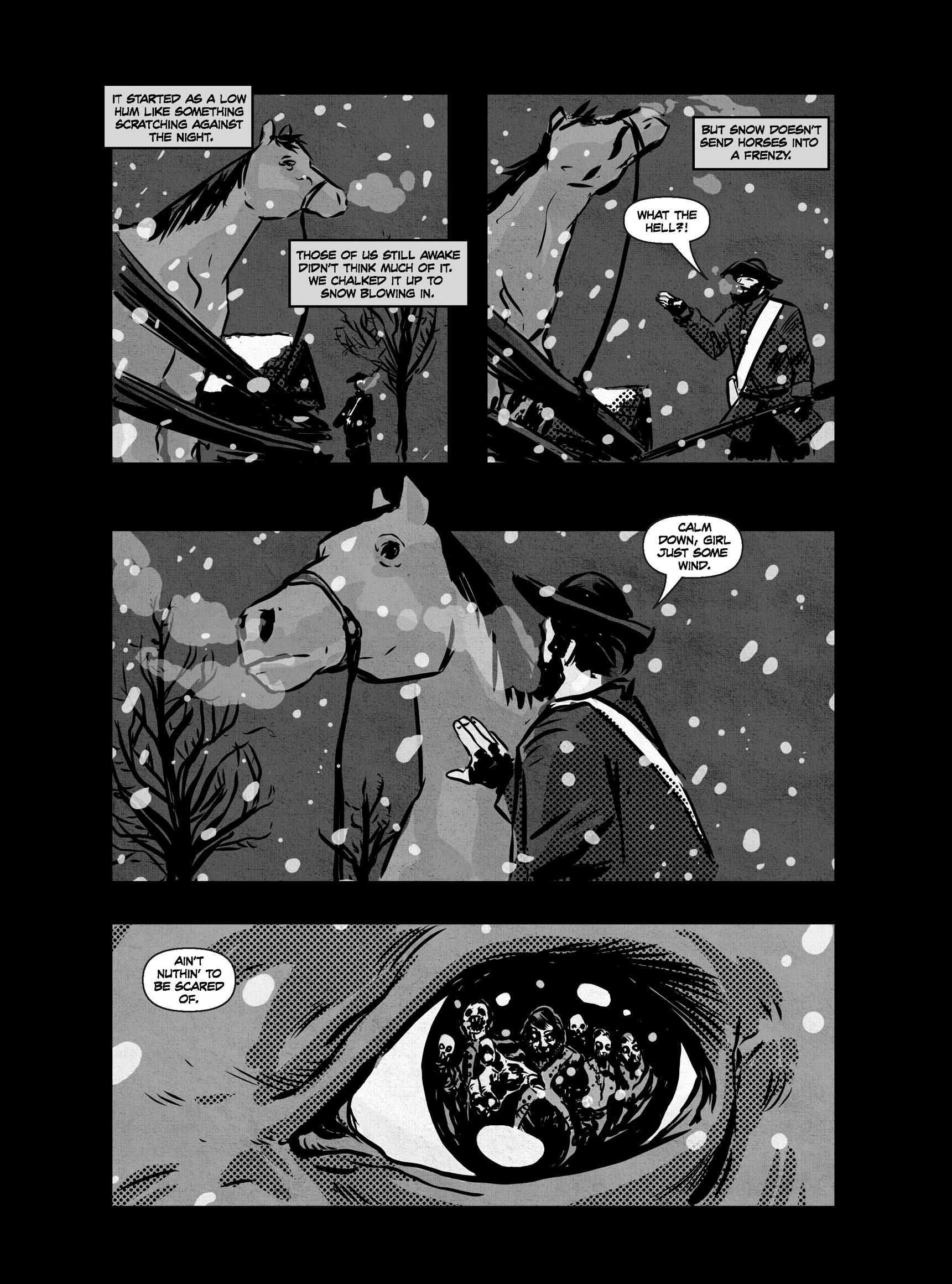 Read online FUBAR comic -  Issue #3 - 69