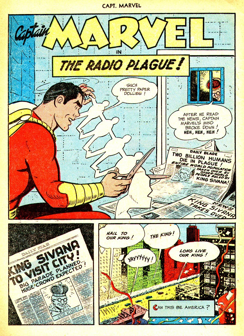 Captain Marvel Adventures issue 88 - Page 36