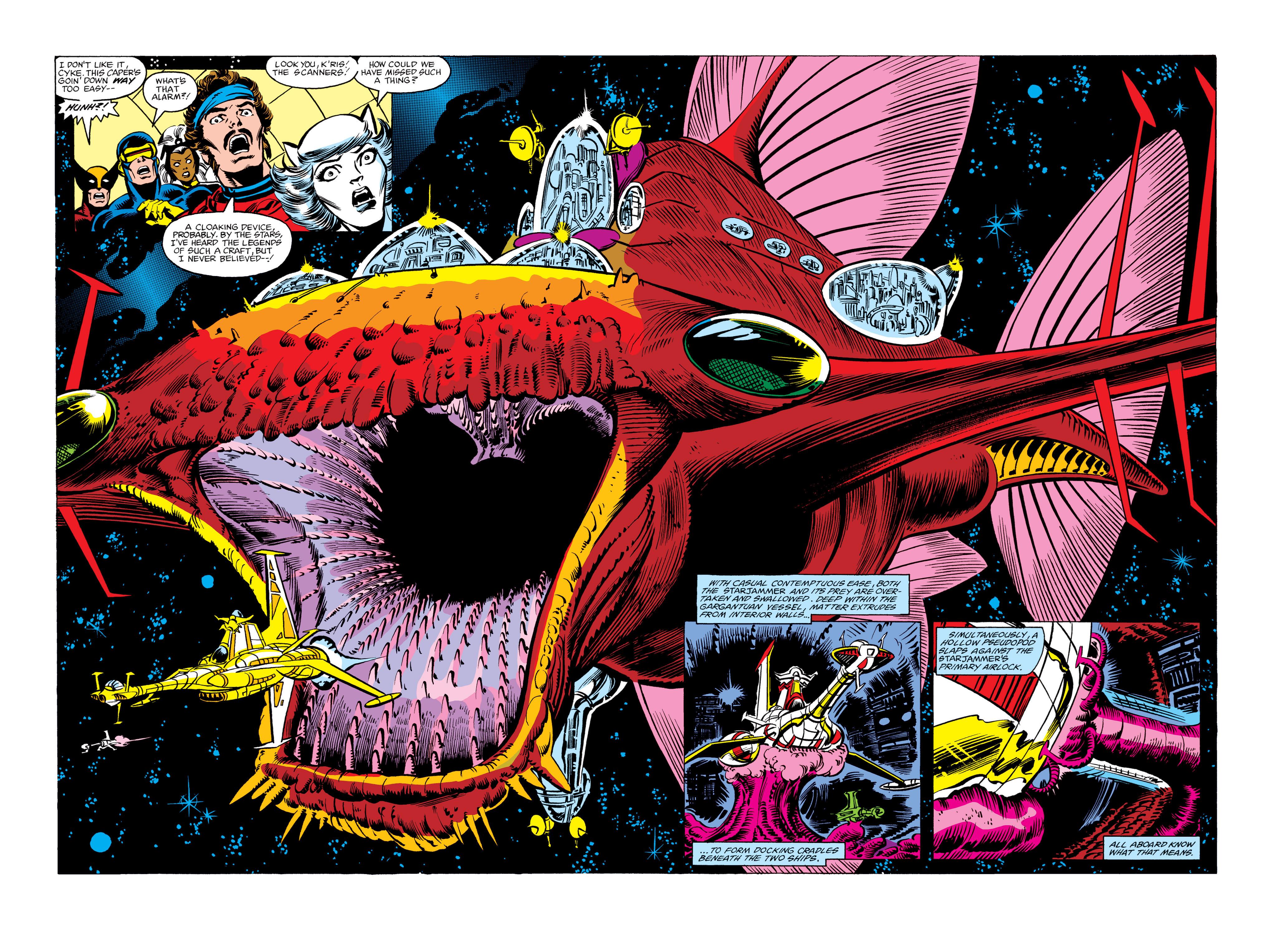 Read online Uncanny X-Men (1963) comic -  Issue #156 - 14