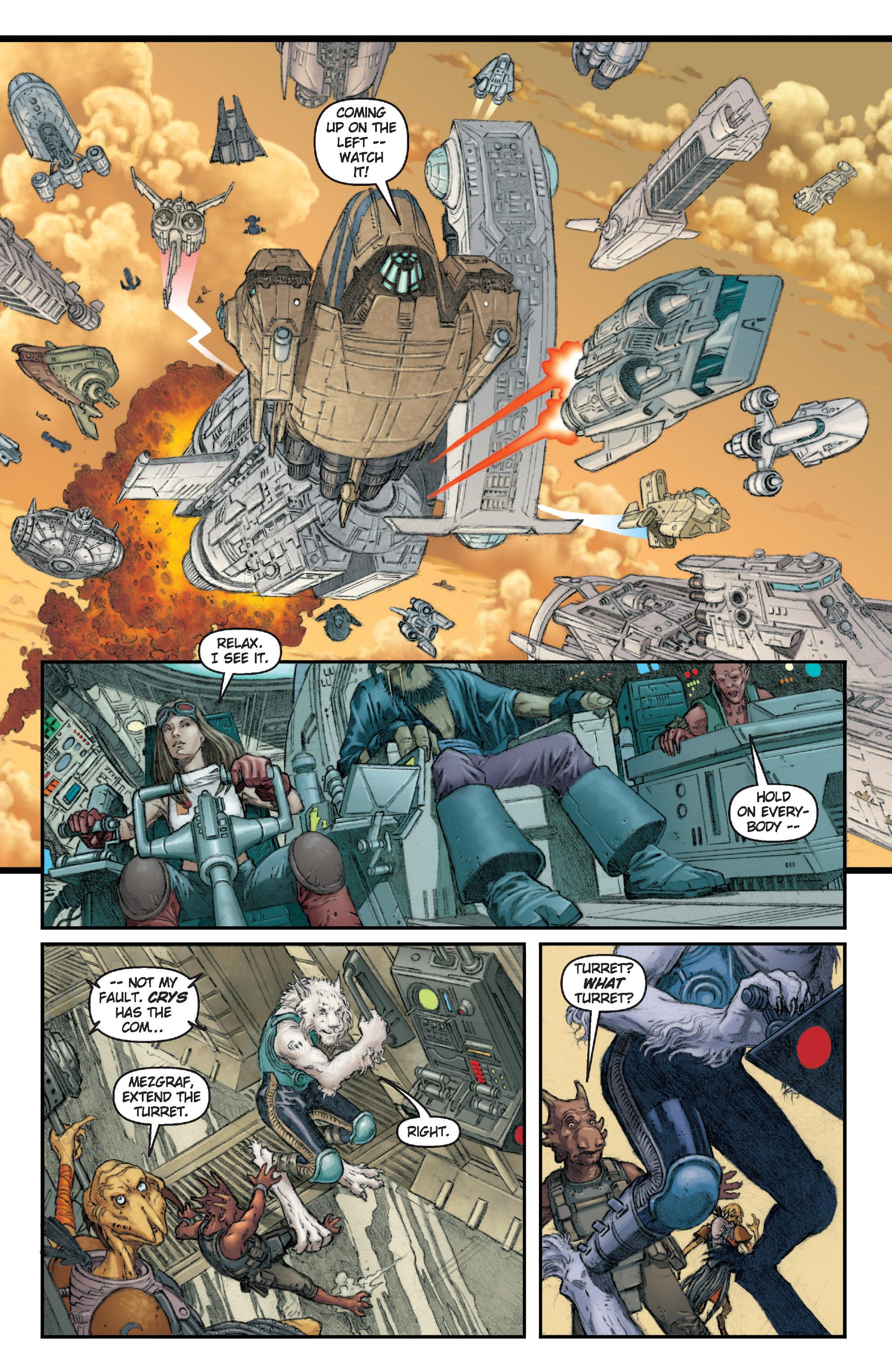 Read online Star Wars Omnibus comic -  Issue # Vol. 31 - 90
