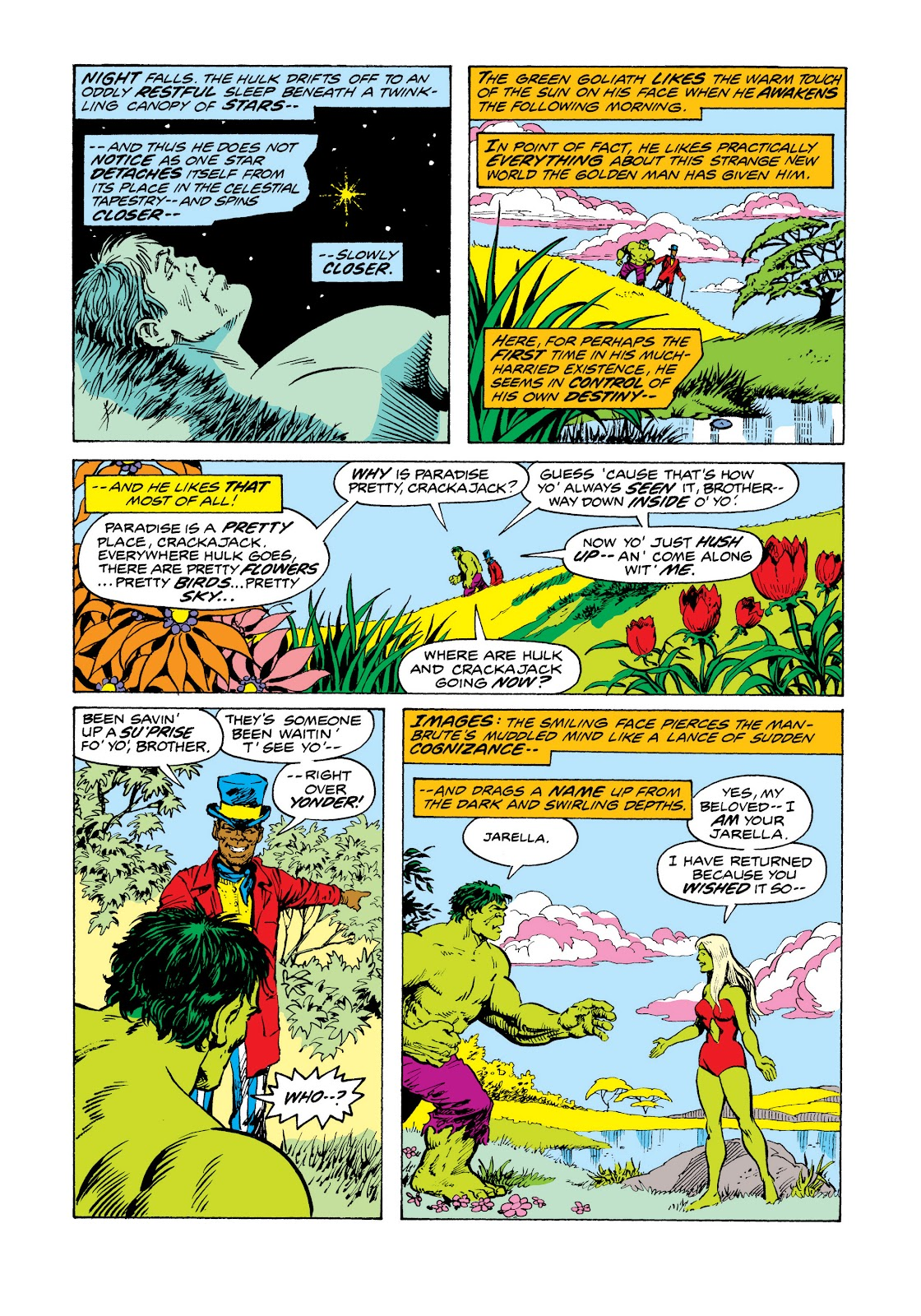 Read online Marvel Masterworks: The Incredible Hulk comic -  Issue # TPB 11 (Part 2) - 32