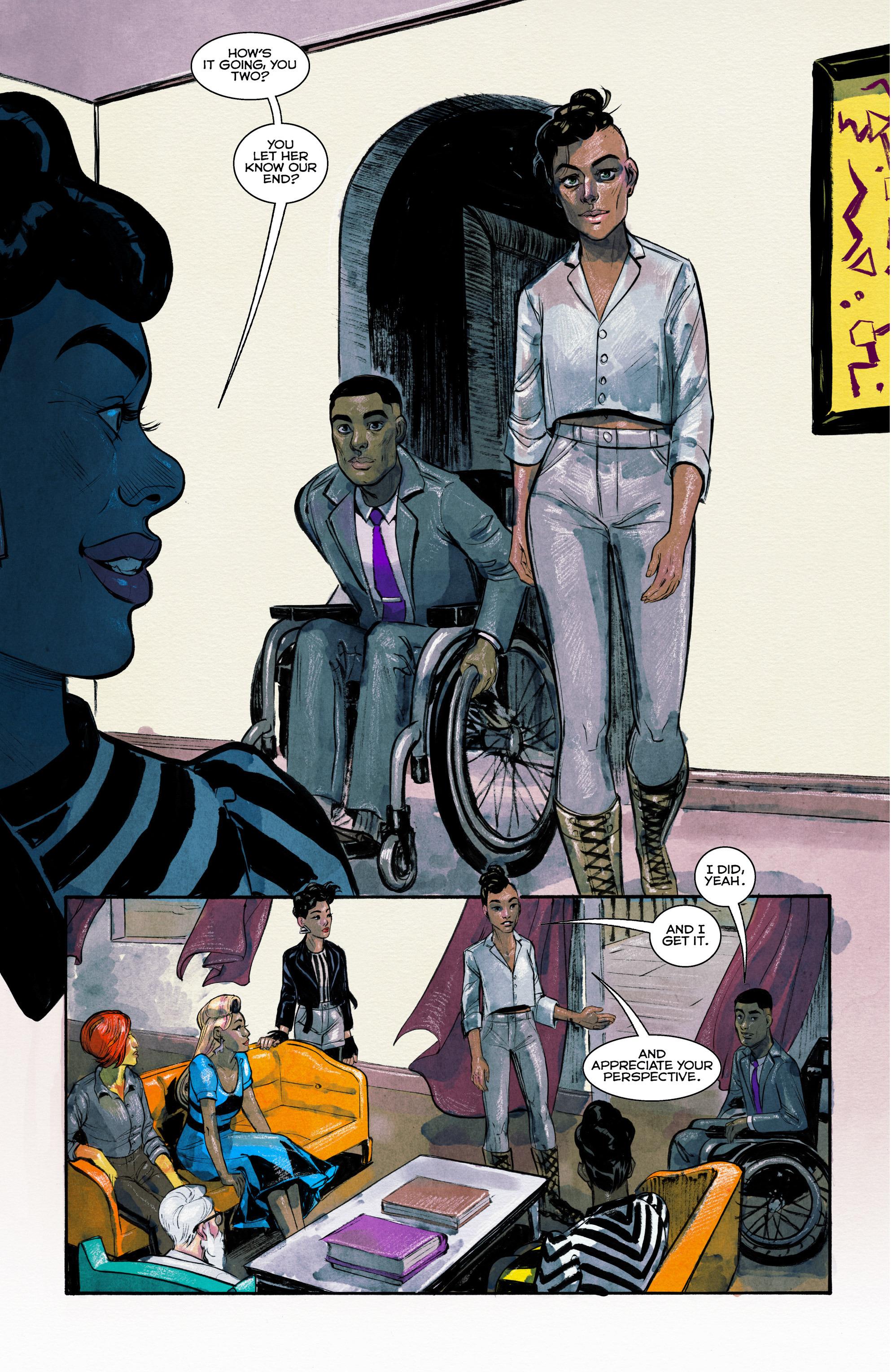 Read online Shutter comic -  Issue #21 - 20