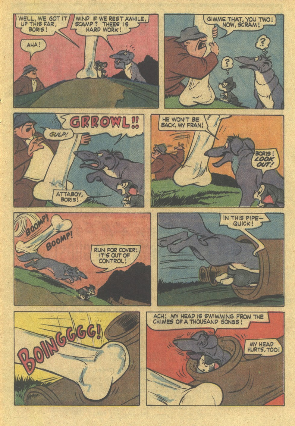 Scamp (1967) issue 10 - Page 13