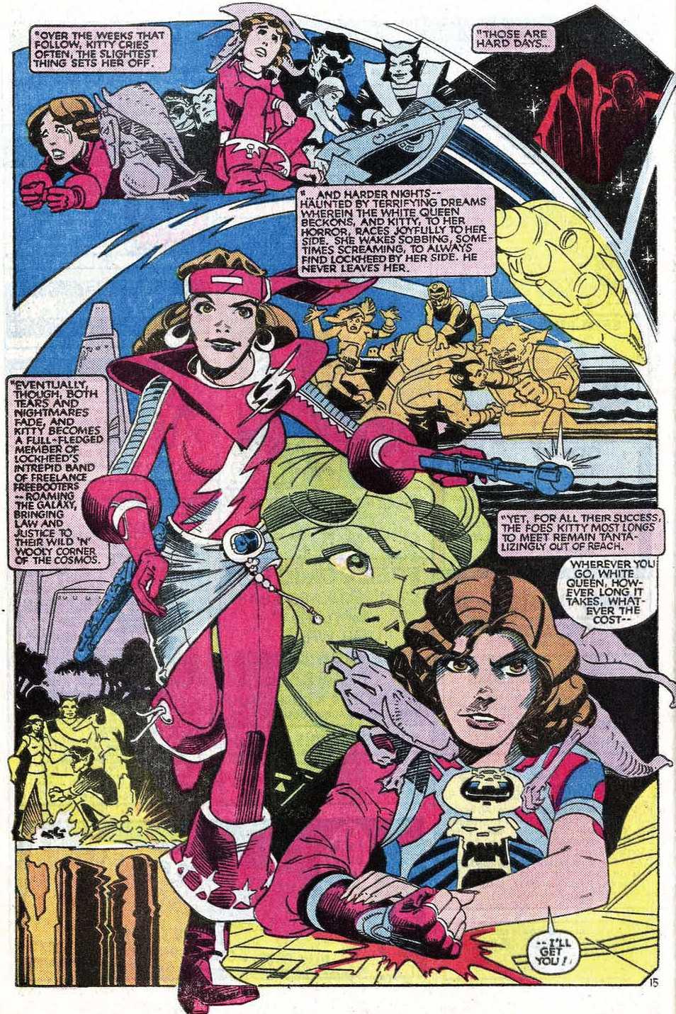 Read online Uncanny X-Men (1963) comic -  Issue # _Annual 8 - 19