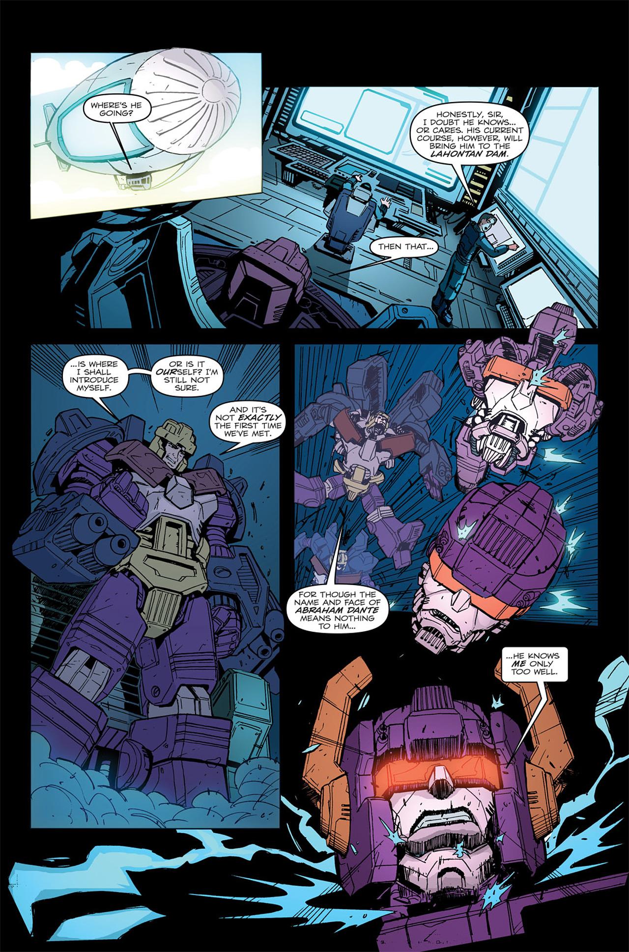Read online Transformers Spotlight: Grimlock comic -  Issue # Full - 16