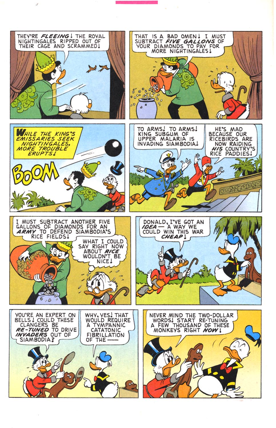 Read online Uncle Scrooge (1953) comic -  Issue #302 - 8