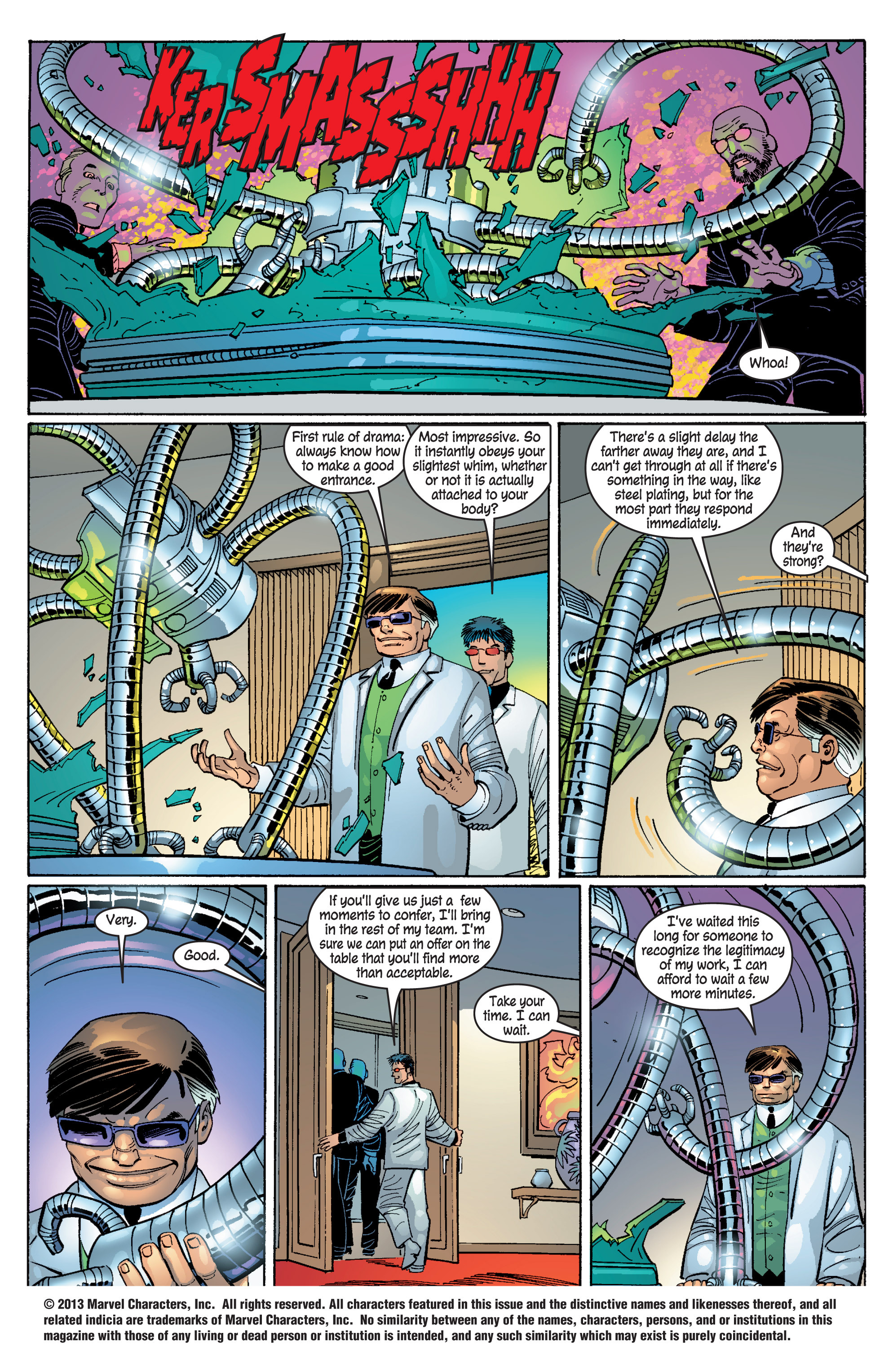 The Amazing Spider-Man (1999) 43 Page 3