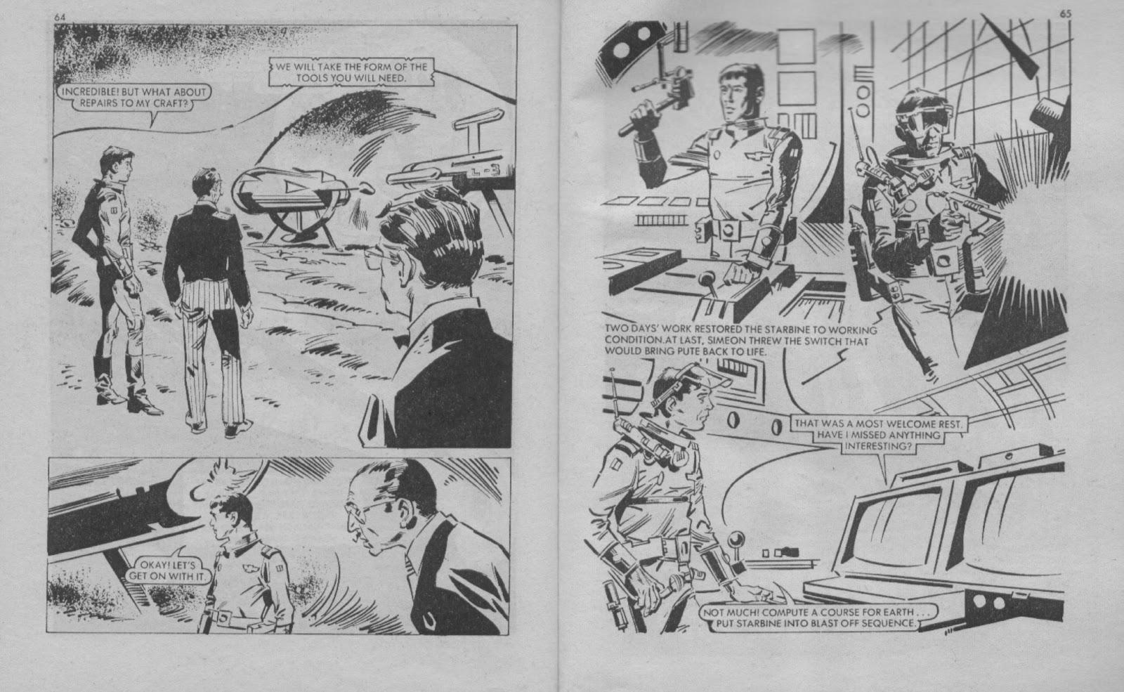 Starblazer issue 11 - Page 33