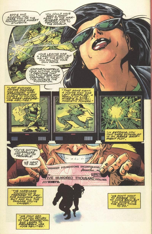 Read online Secret Weapons comic -  Issue #8 - 11