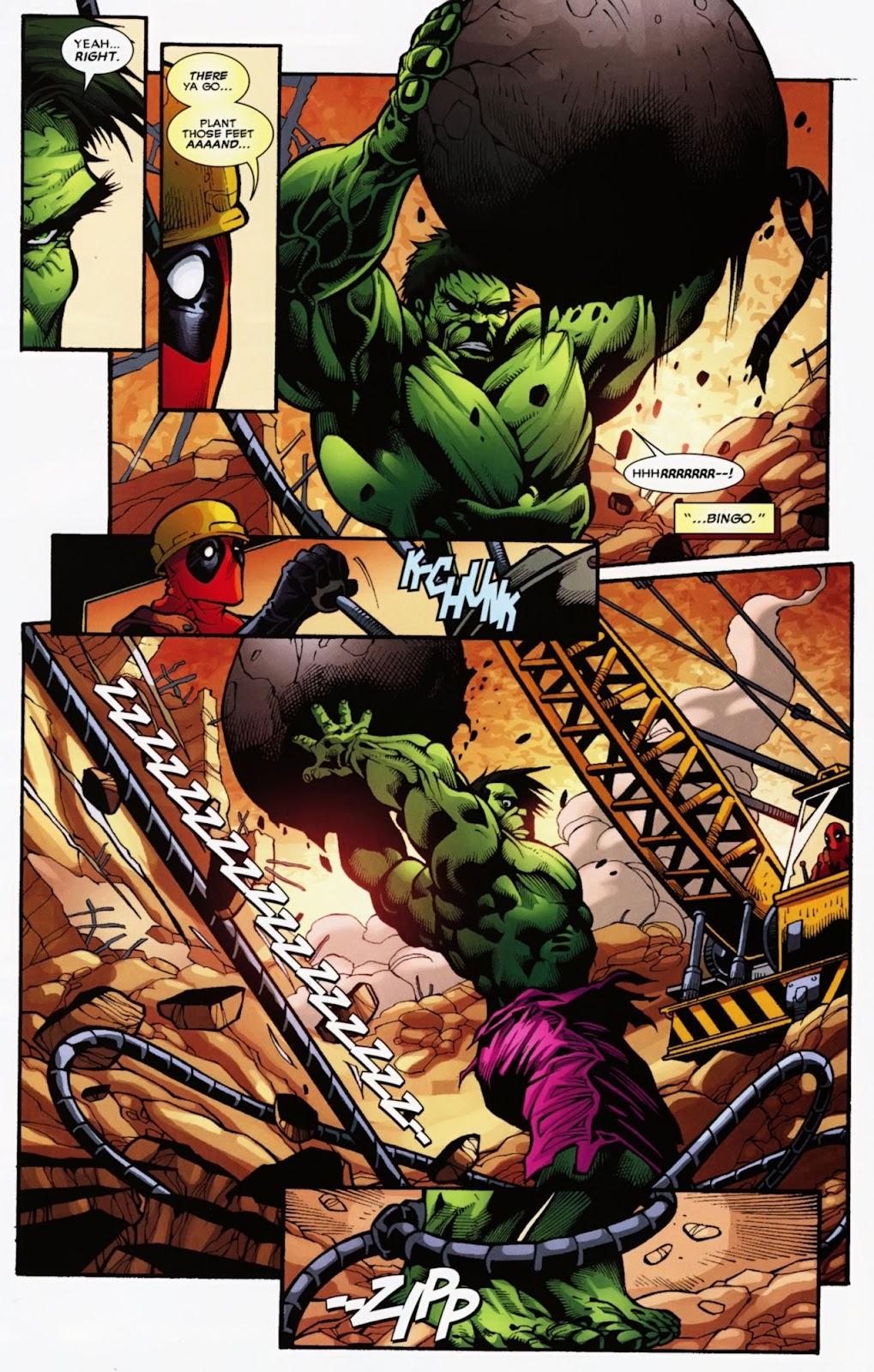 Read online Deadpool (2008) comic -  Issue #38 - 13