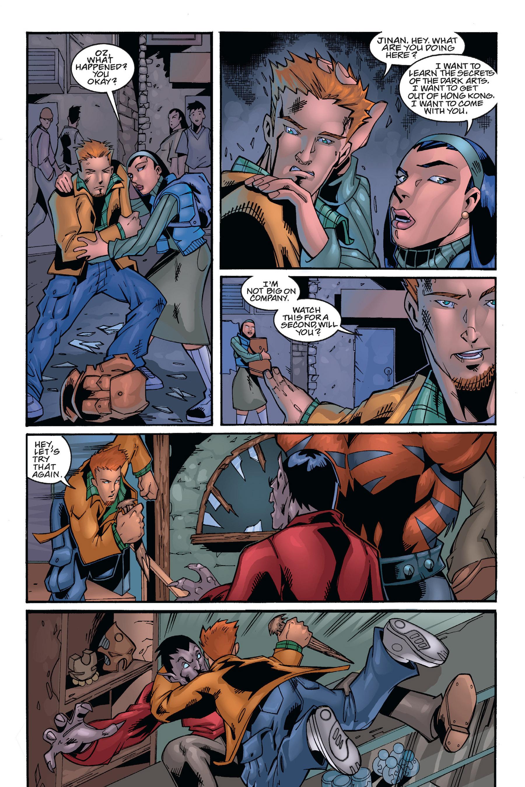 Read online Buffy the Vampire Slayer: Omnibus comic -  Issue # TPB 5 - 311
