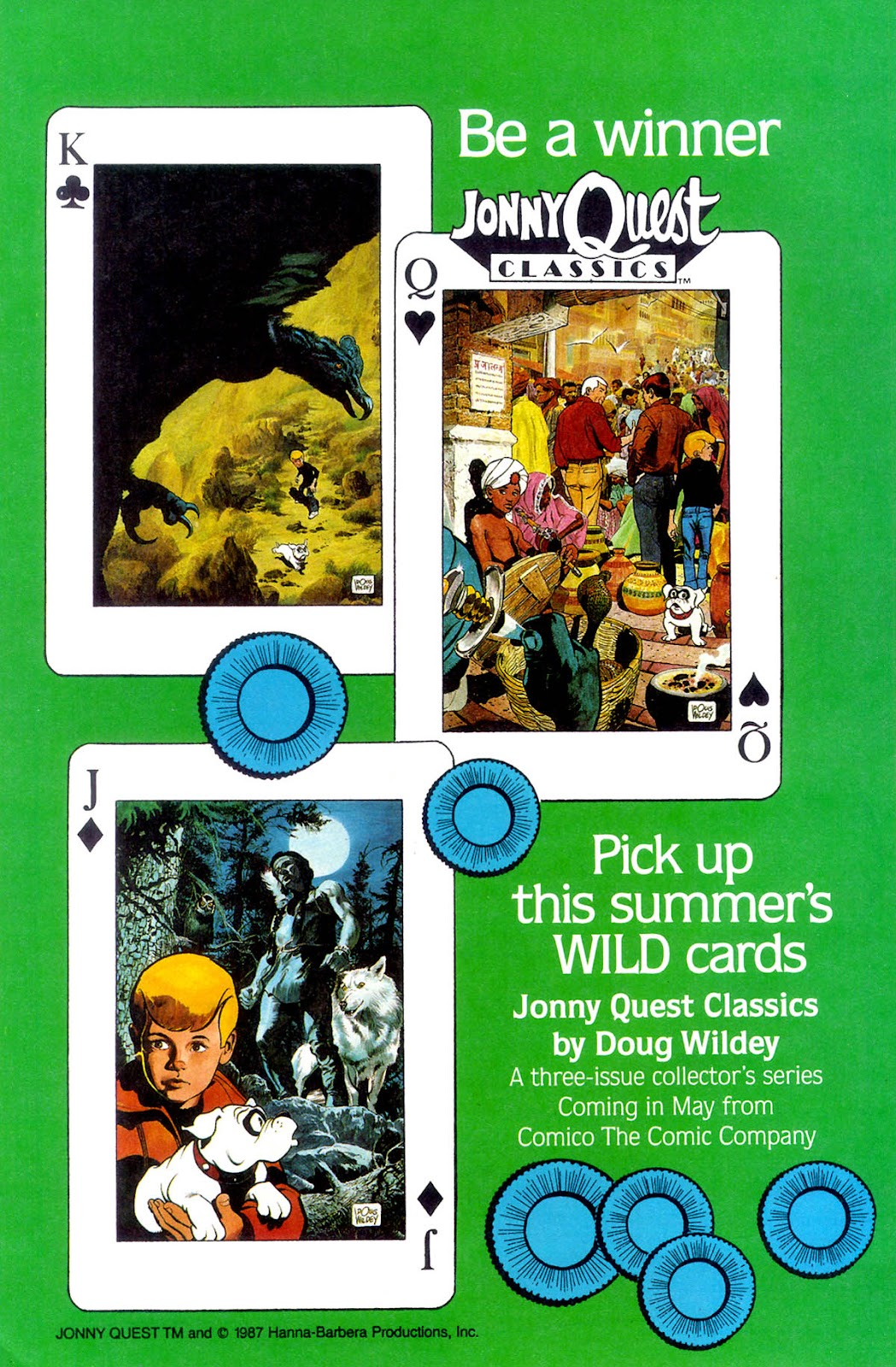 Jonny Quest (1986) issue 11 - Page 35