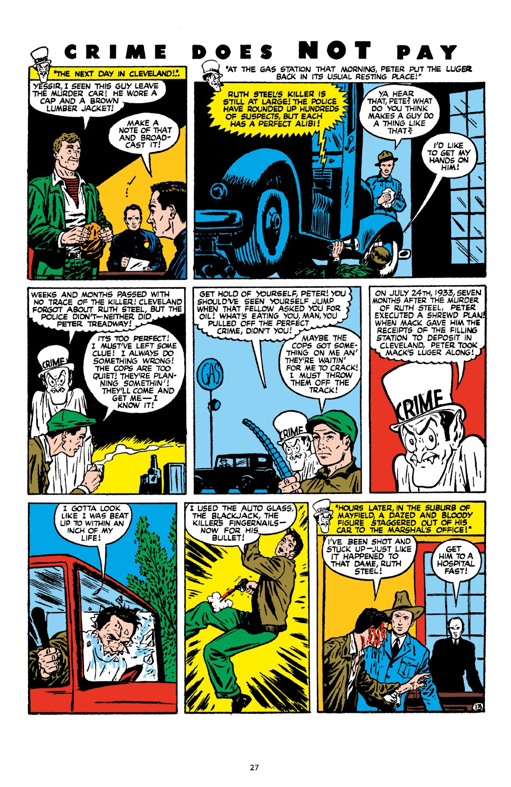 Read online Crime Does Not Pay Archives comic -  Issue # TPB 9 (Part 1) - 29