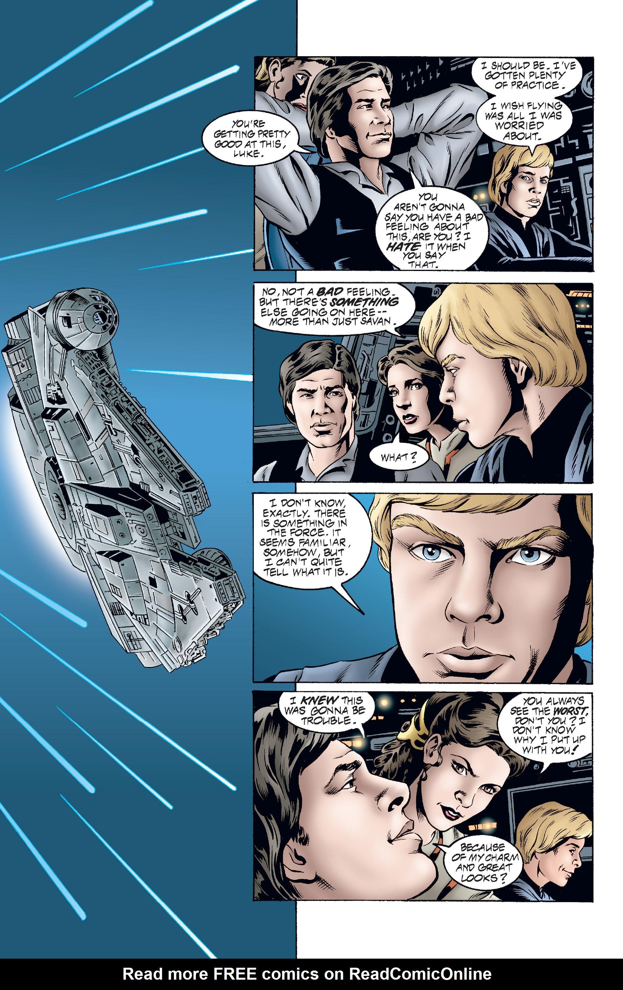 Read online Star Wars Omnibus comic -  Issue # Vol. 11 - 382