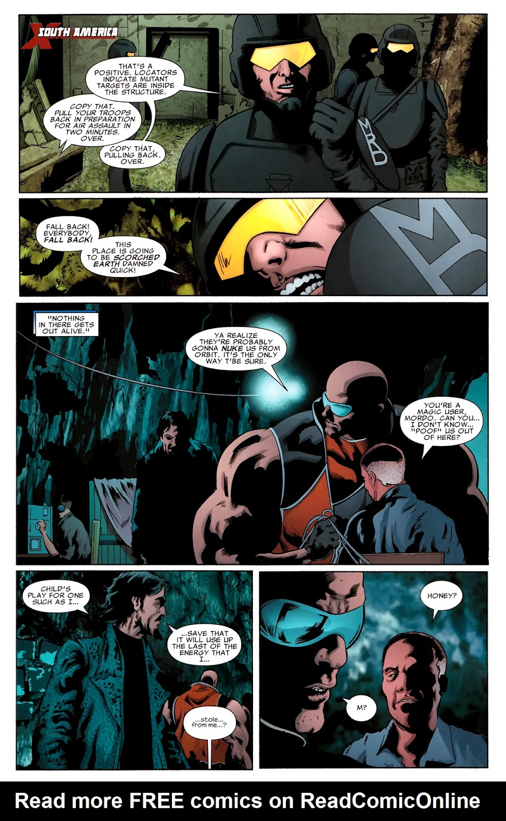 Read online X-Men: Second Coming Revelations comic -  Issue # TPB (Part 2) - 100